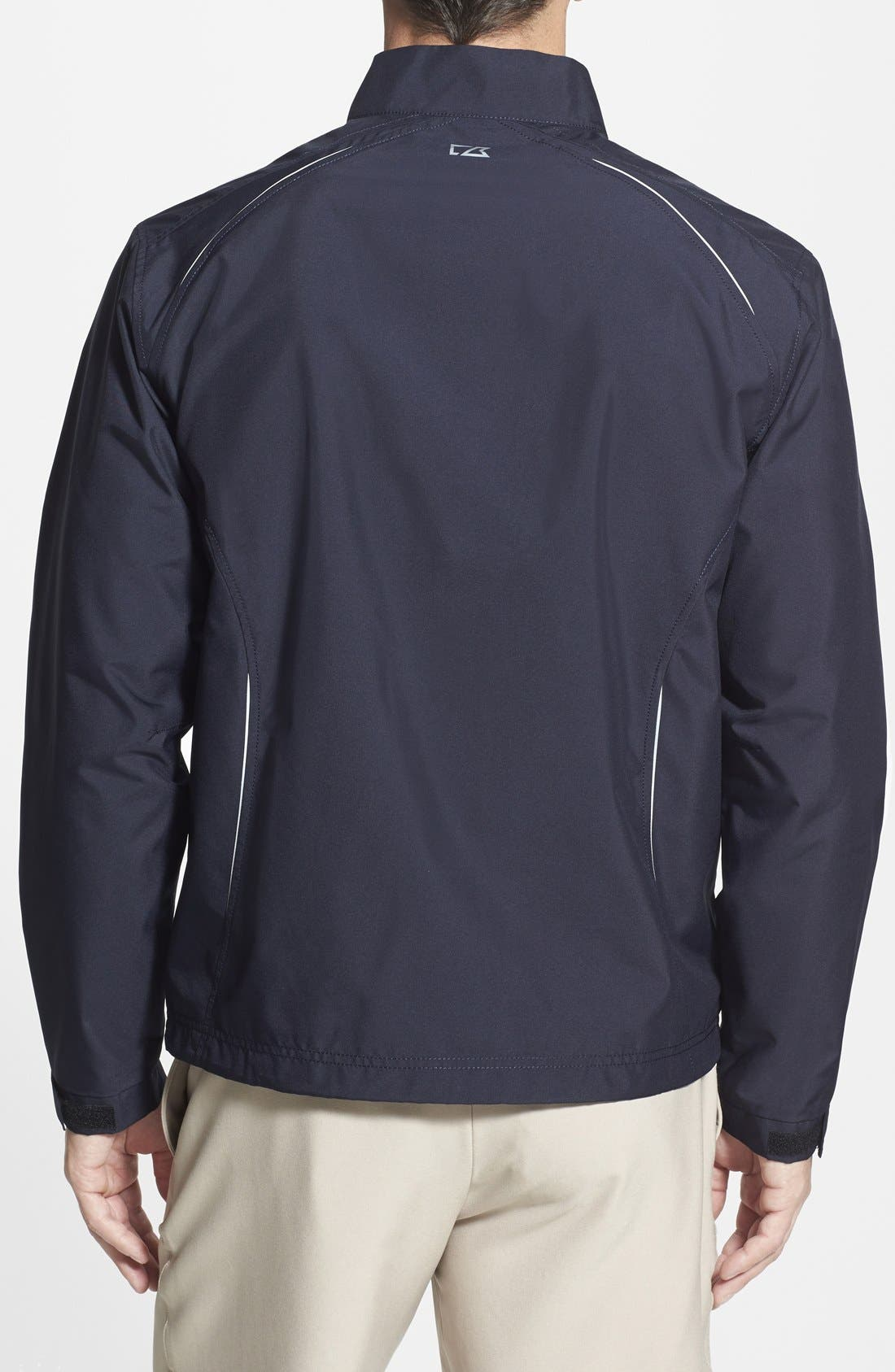 Los Angeles - Beacon WeatherTec Wind & Water Resistant Jacket,                             Alternate thumbnail 2, color,                             Navy Blue
