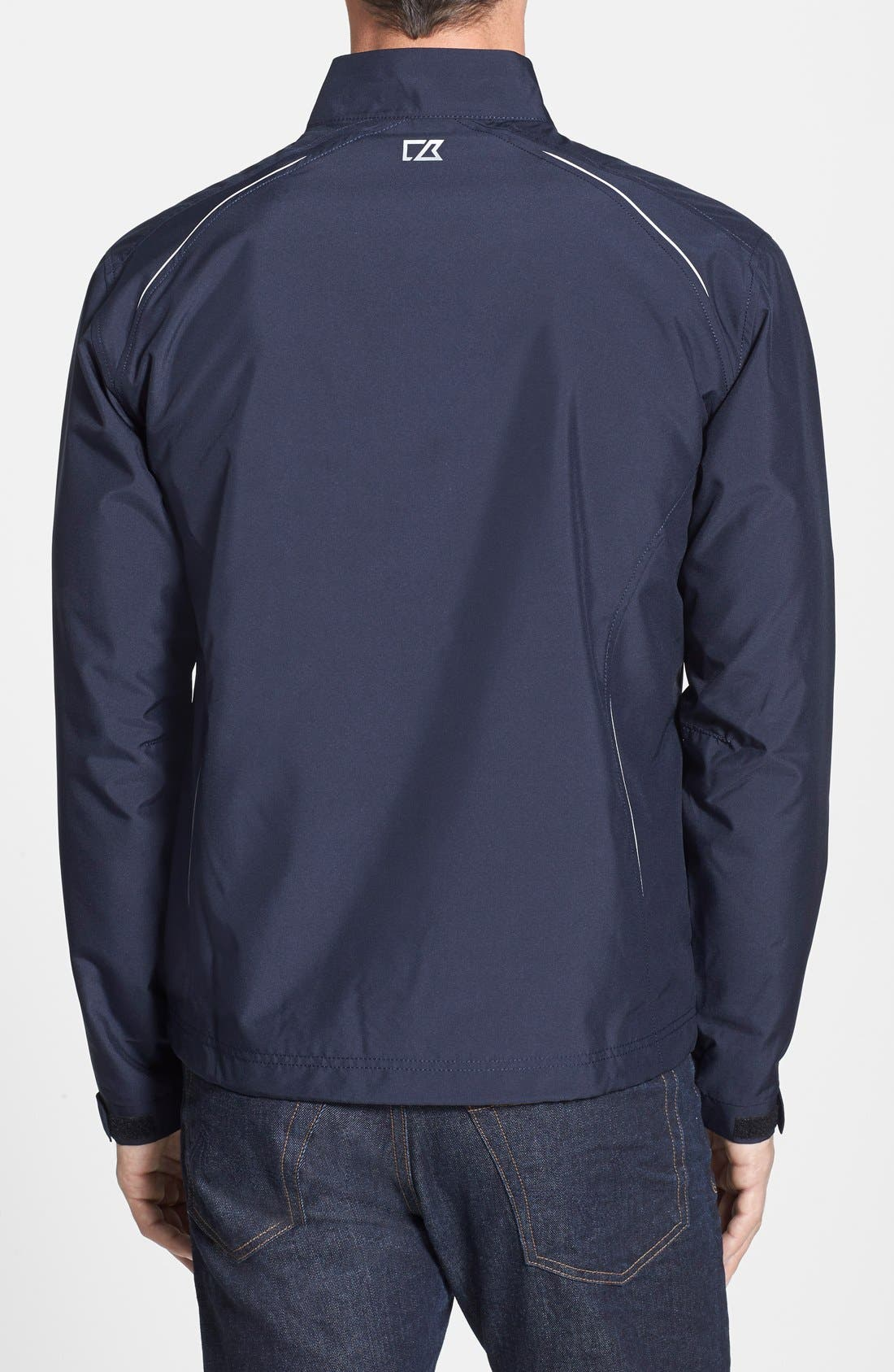 Alternate Image 2  - Cutter & Buck Houston Texans - Beacon WeatherTec Wind & Water Resistant Jacket