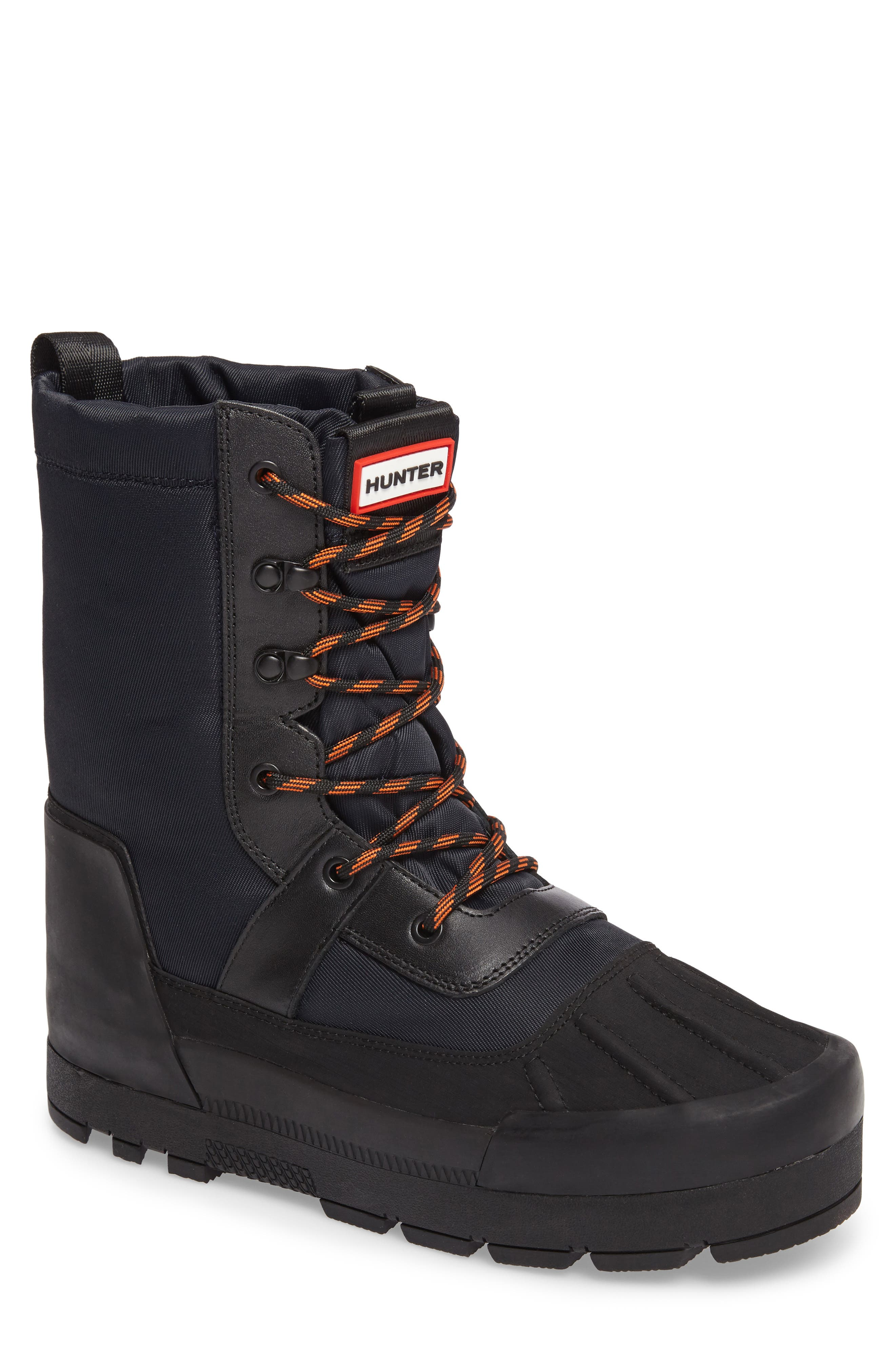 Hunter Original Waterproof Insulated Snow Boot (Men)