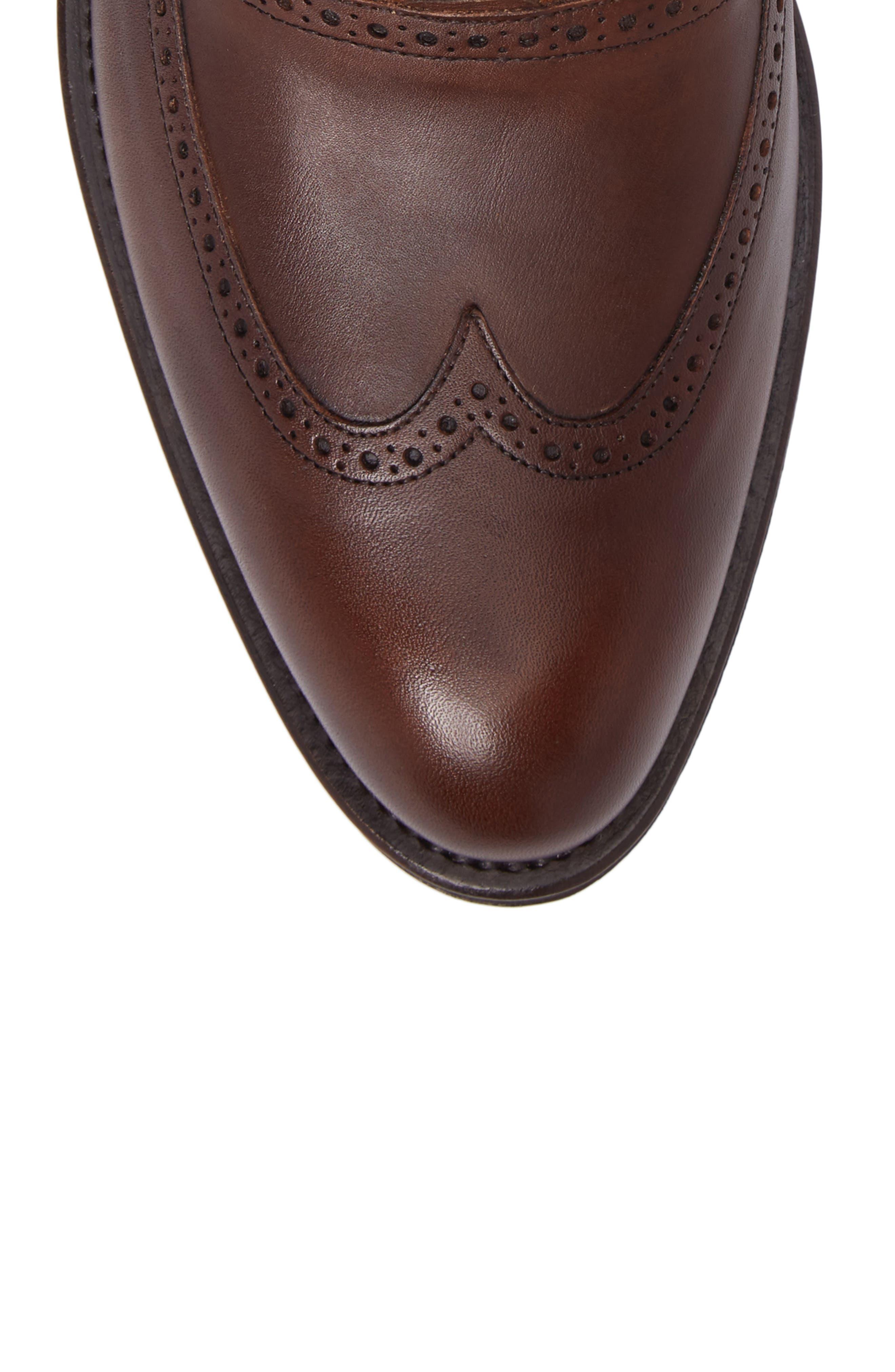 Alternate Image 5  - Mezlan Benalva Wingtip Boot (Men)