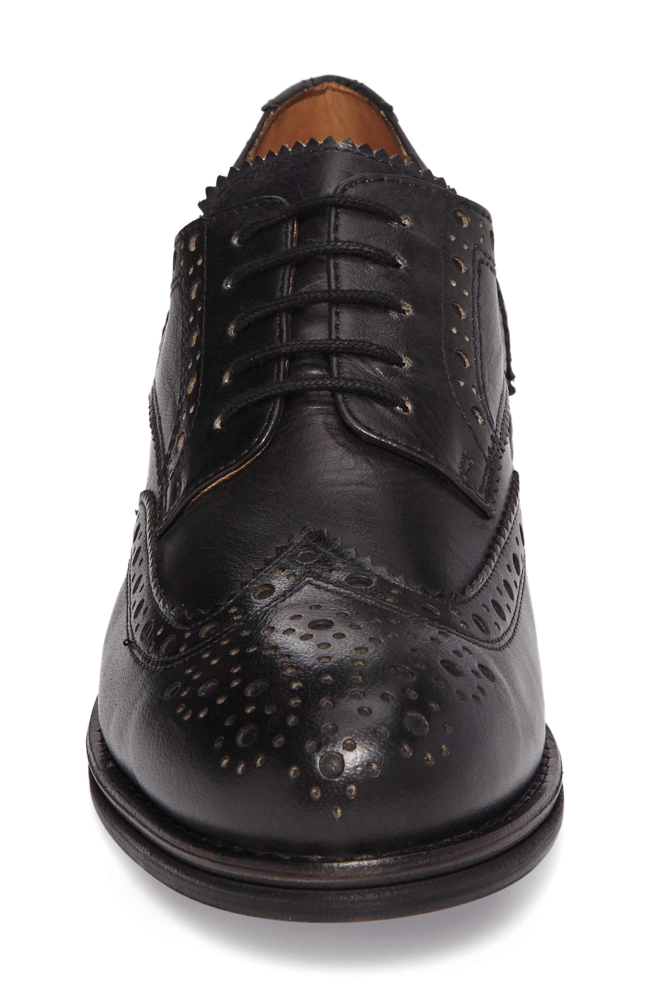 Alternate Image 4  - Vince Camuto Corten Wingtip (Men)