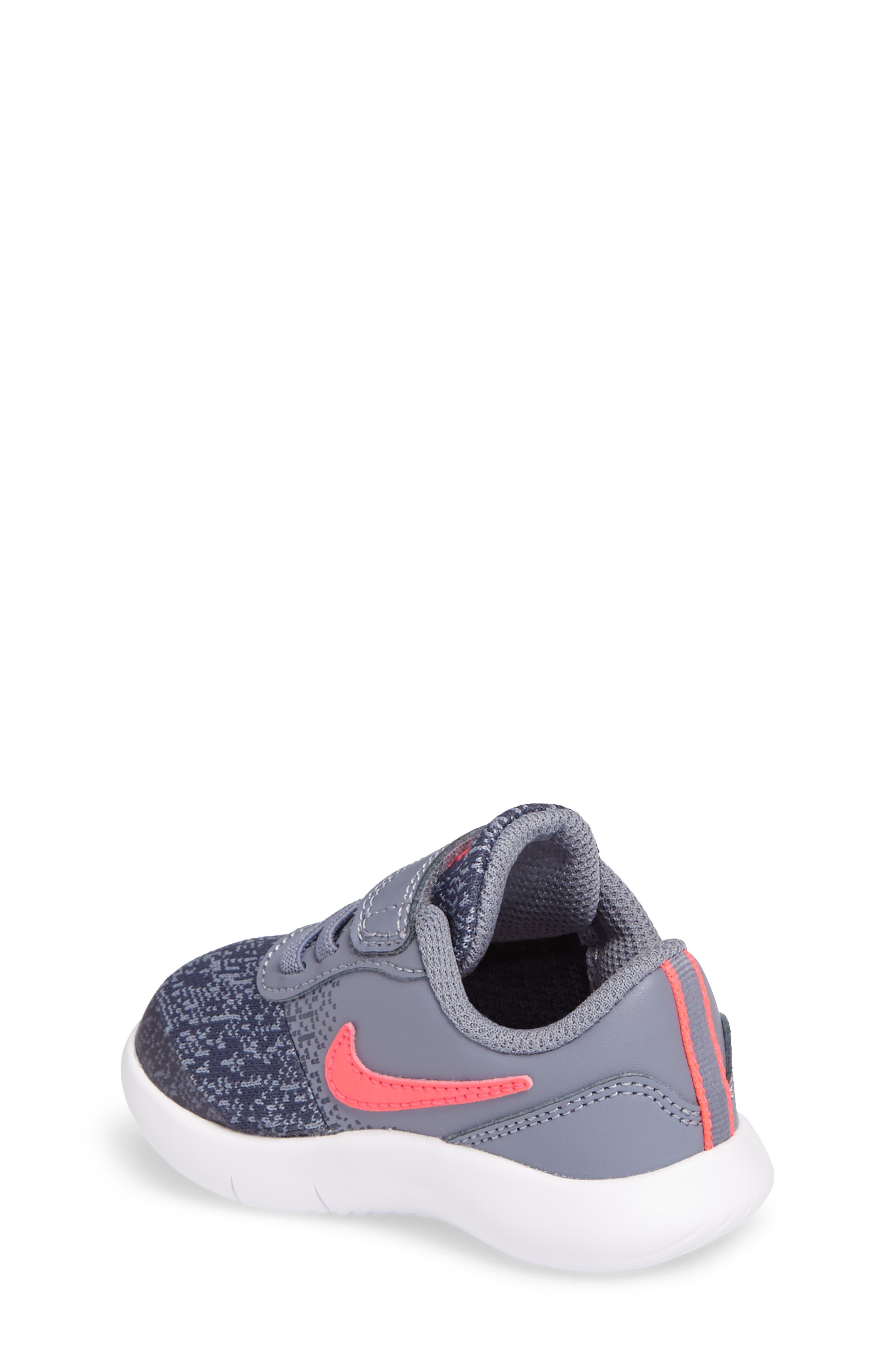 Flex Contact Sneaker,                             Alternate thumbnail 2, color,                             Racer Pink/ Thunder Blue