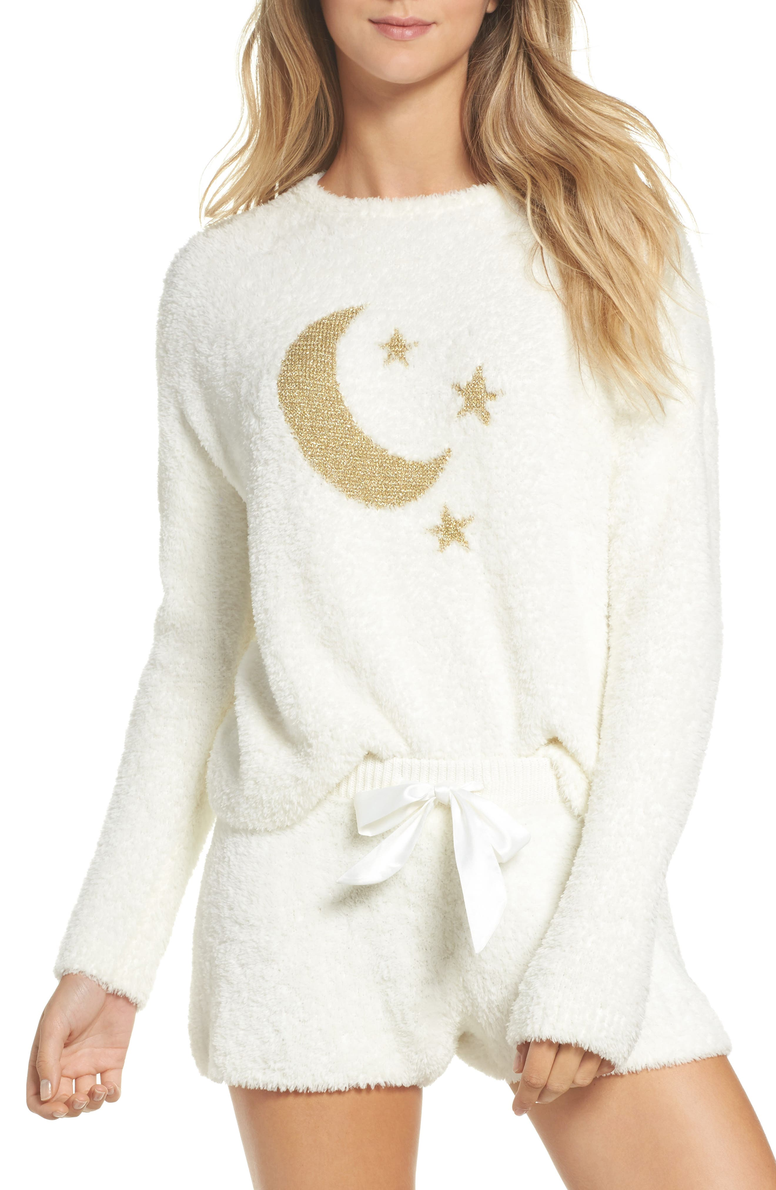Make + Model Fuzzy Sweater