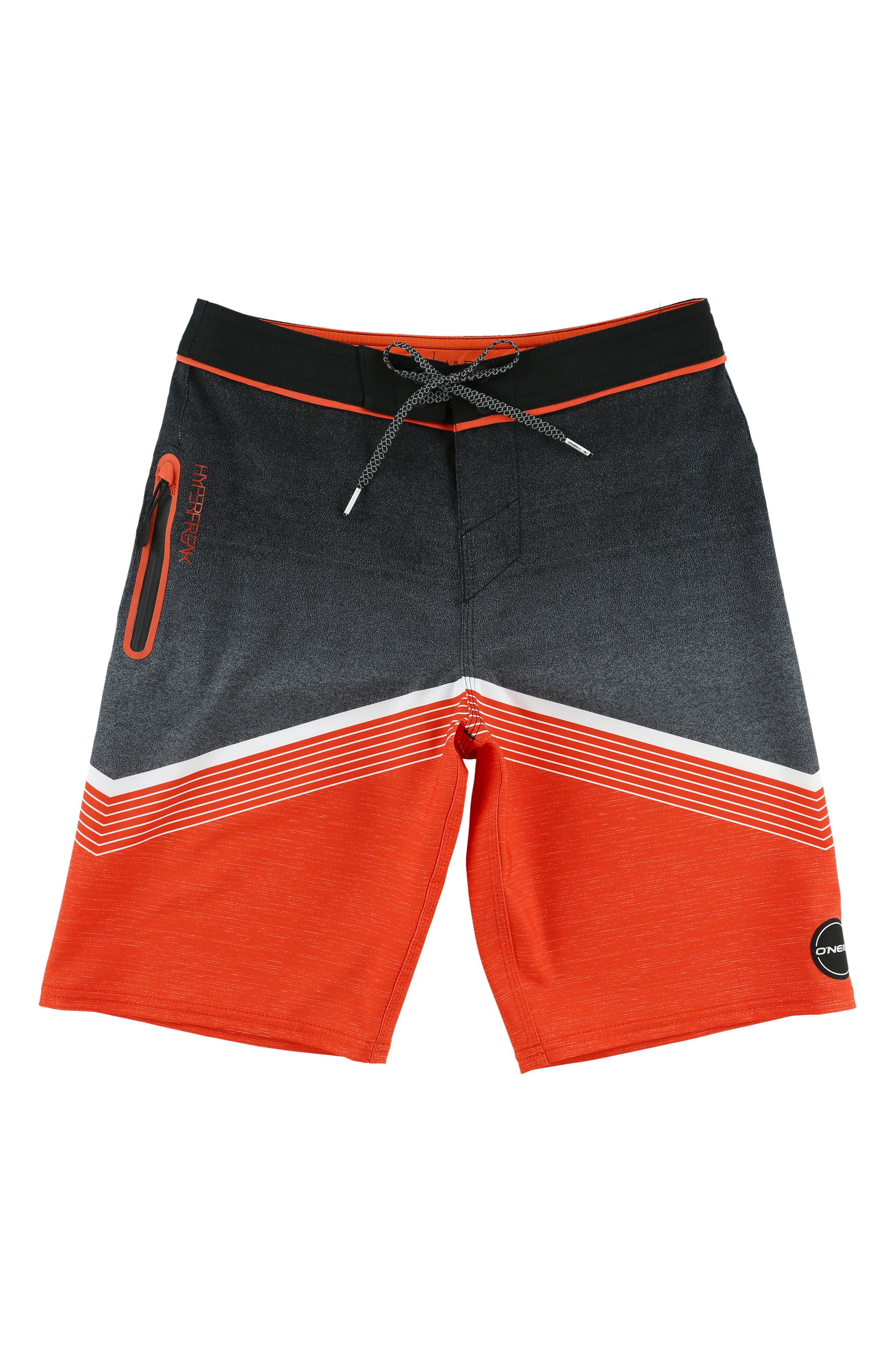 Main Image - O'Neill Hyperfreak Stretch Board Shorts (Big Boys)