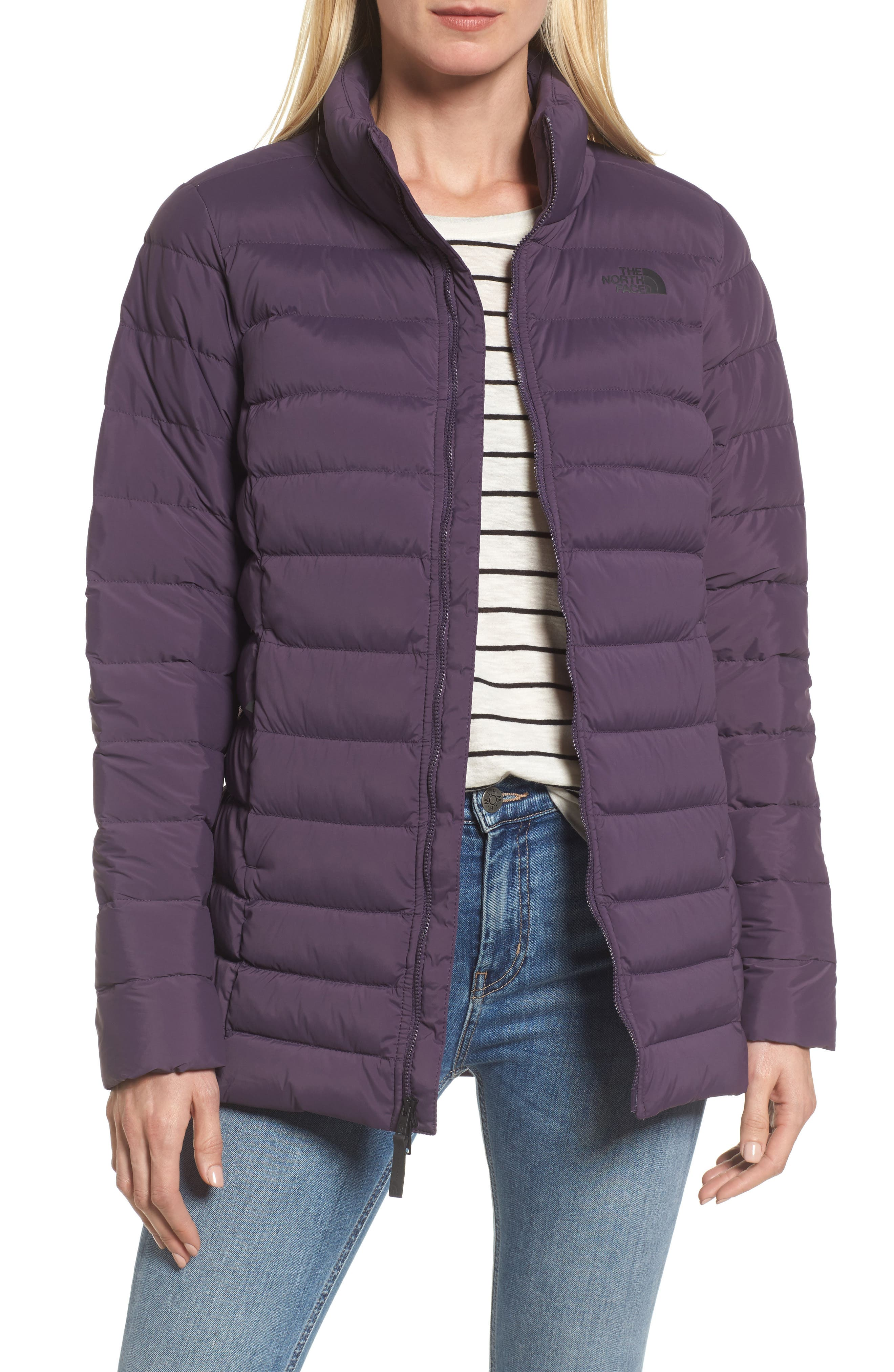 The North Face Stretch Down Quilted Parka