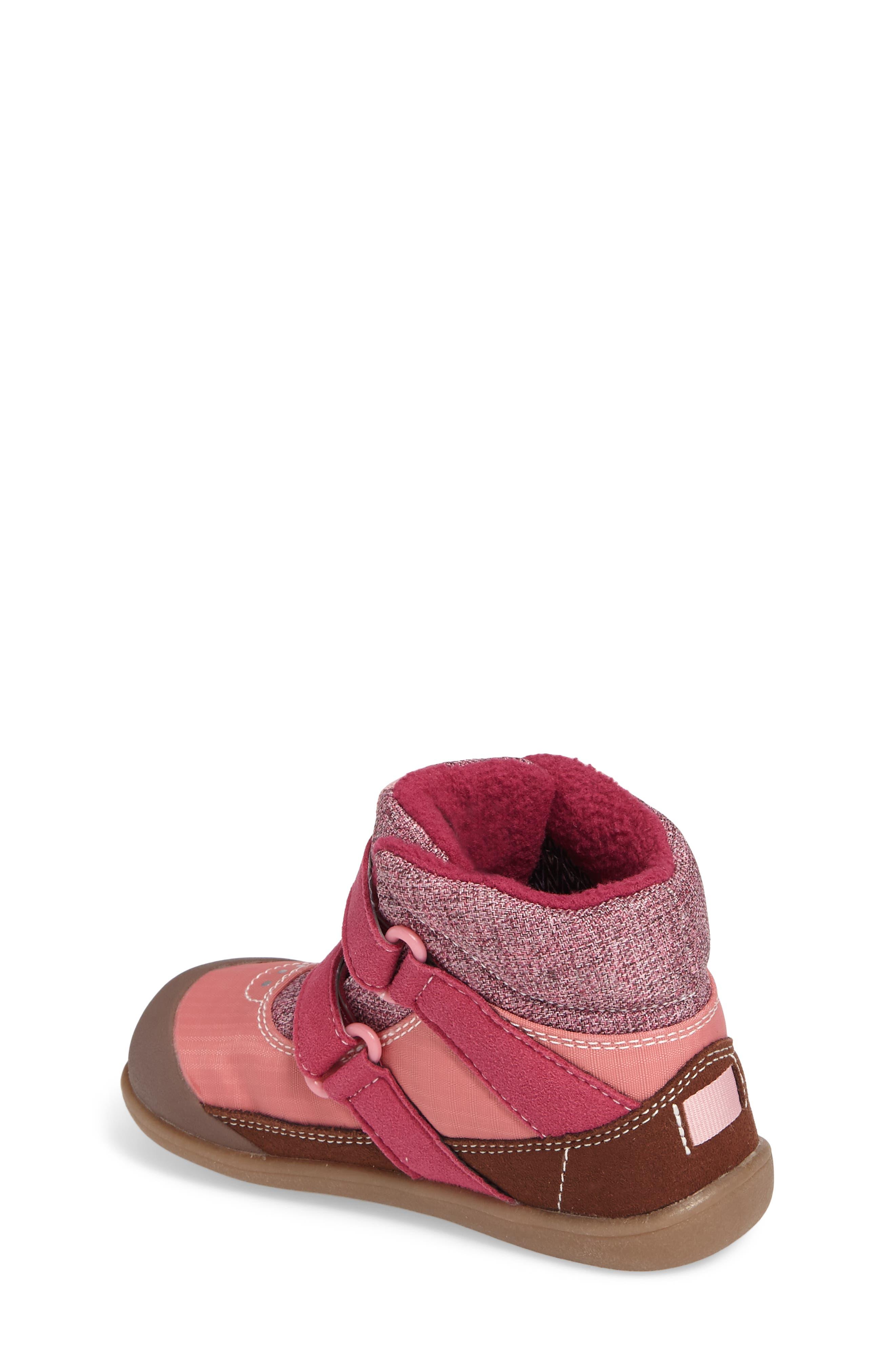 Alternate Image 2  - See Kai Run Atlas Waterproof Boot (Baby, Walker & Toddler)