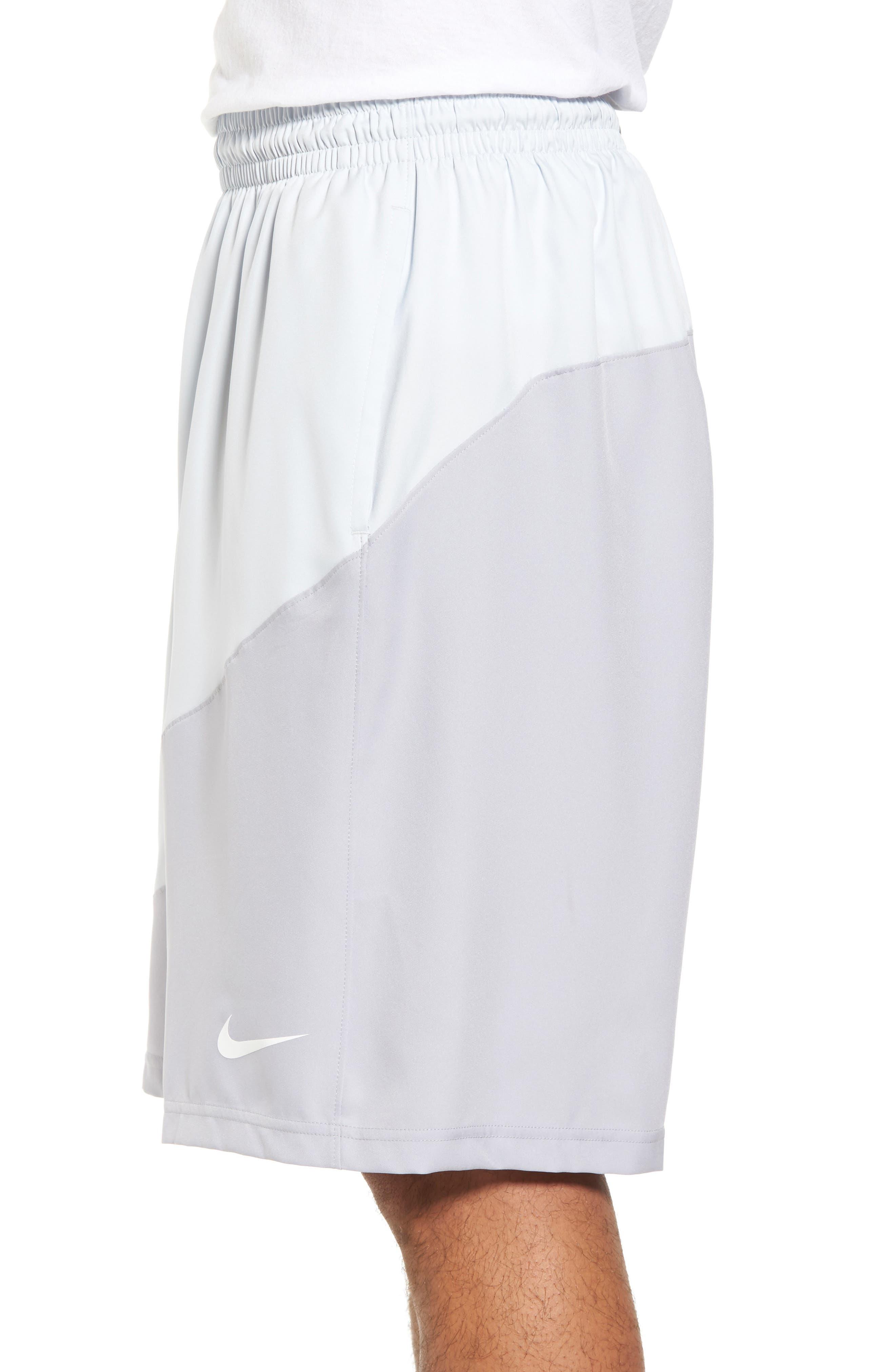 Dry Shorts,                             Alternate thumbnail 3, color,                             Atmosphere Grey/ Smoke/ Black