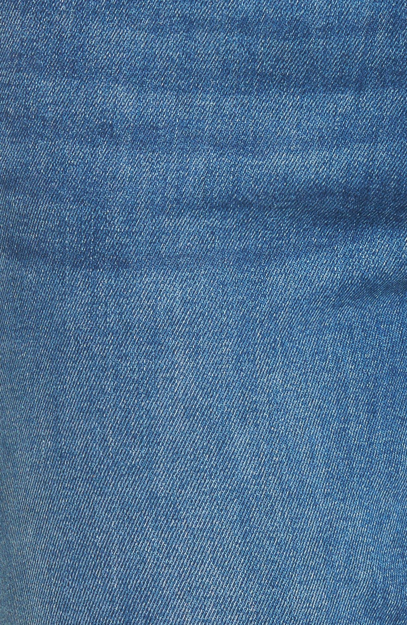 Alternate Image 5  - Vigoss Jagger Skinny Jeans