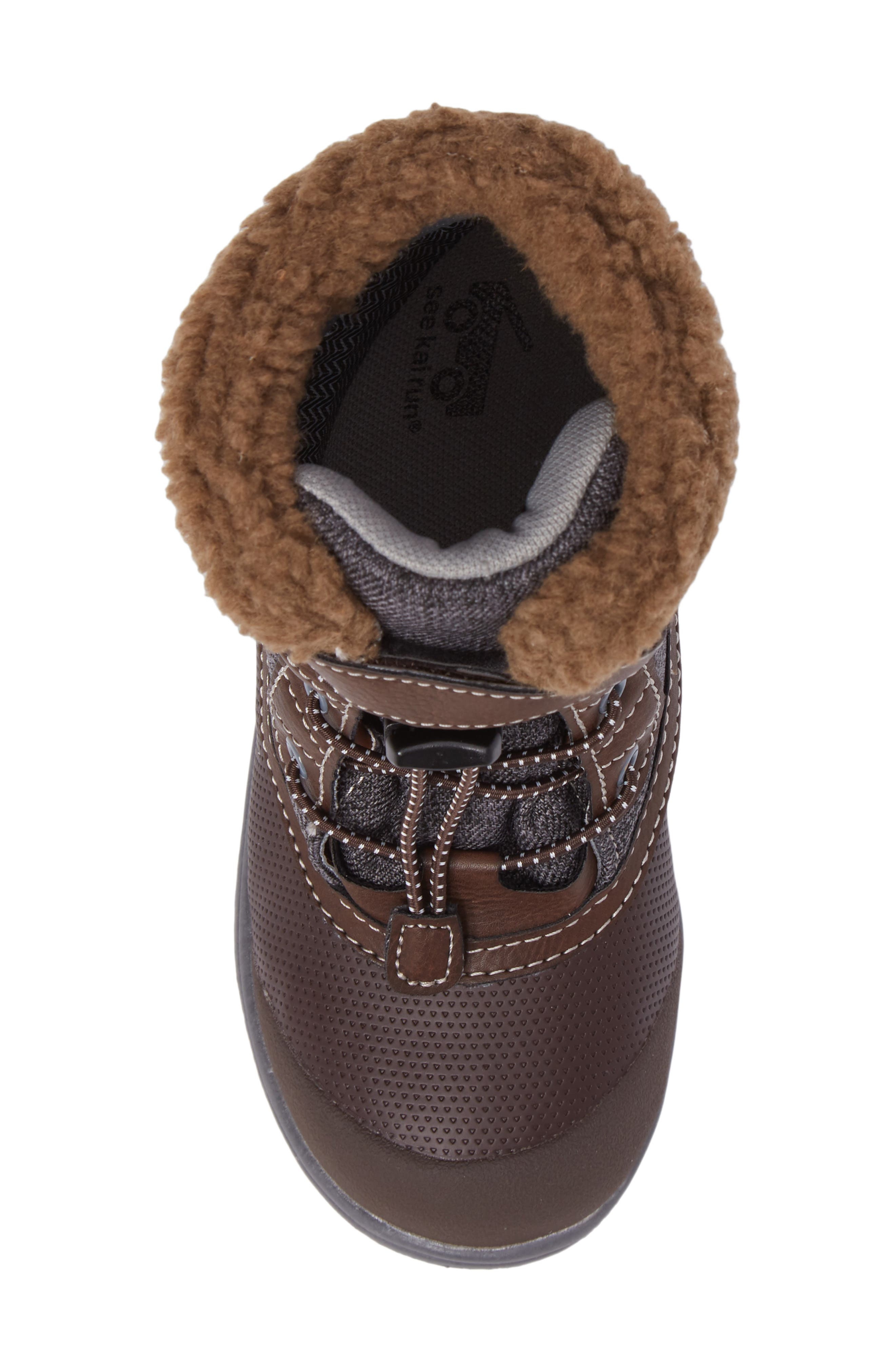 Alternate Image 5  - See Kai Run Jack Waterproof Boot (Baby, Walker & Toddler)