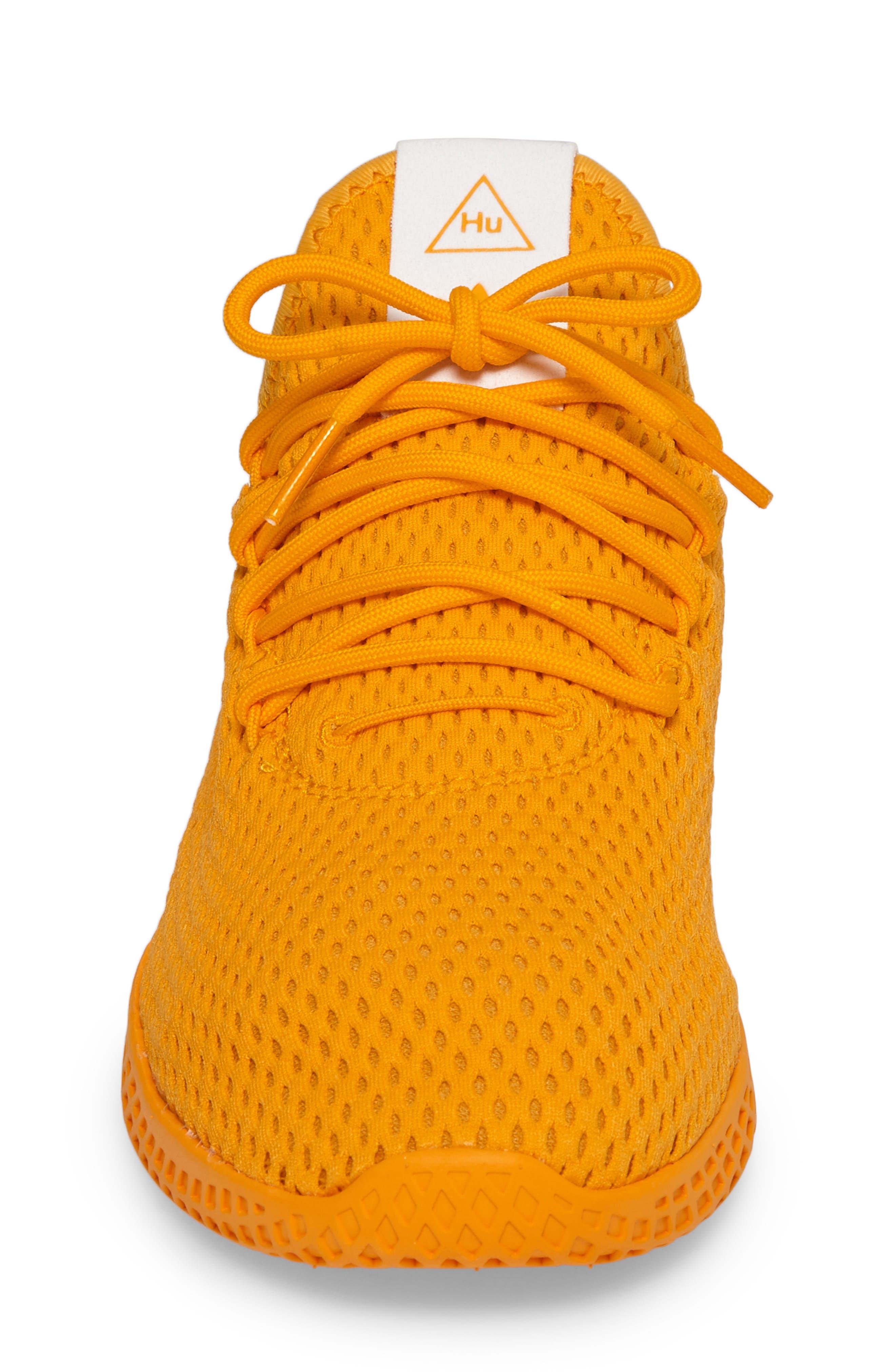 Alternate Image 4  - adidas Originals x Pharrell Williams The Summers Mesh Sneaker (Big Kid)