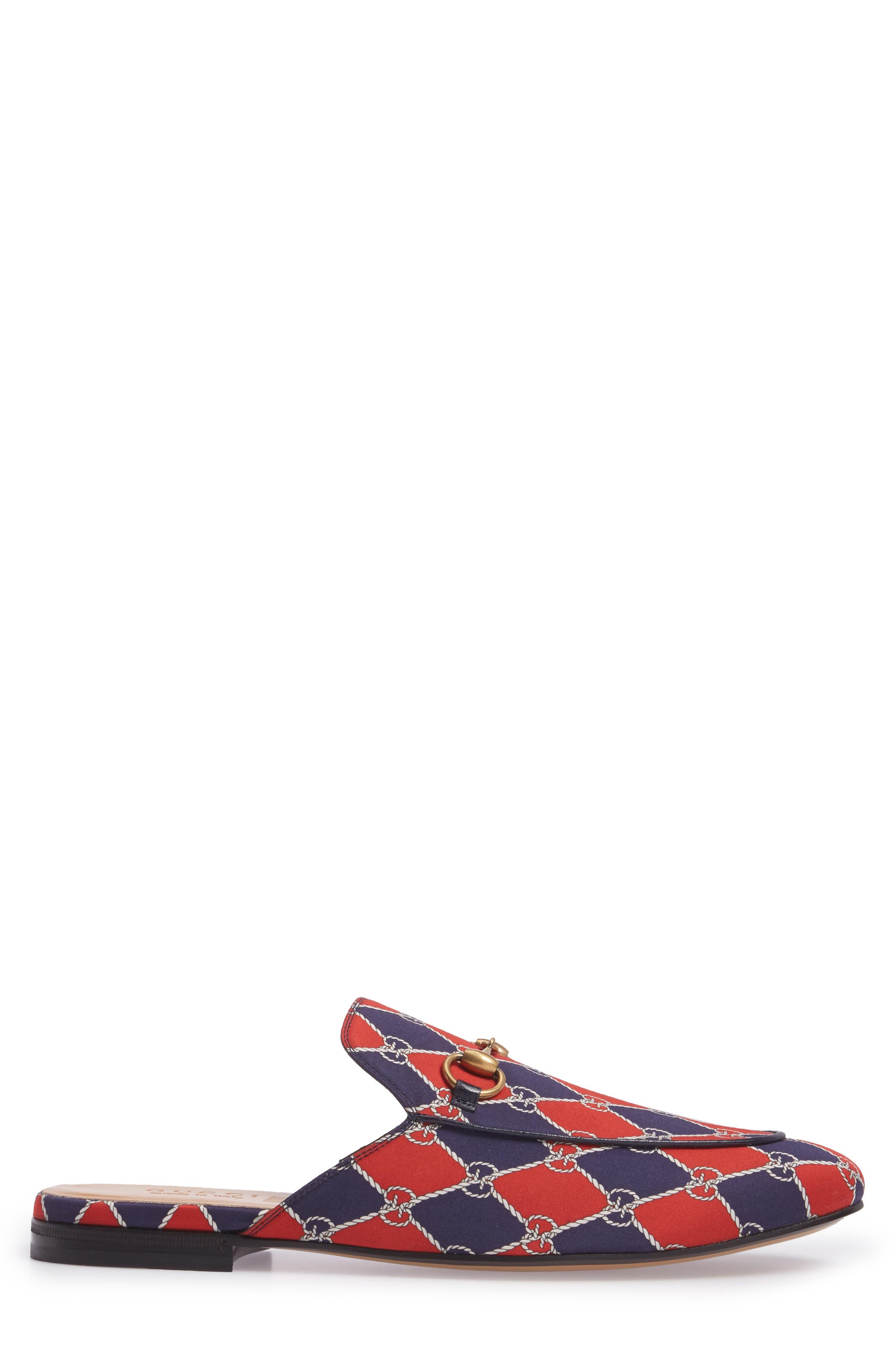 Alternate Image 3  - Gucci King's Harlequin Bit Loafer (Men)