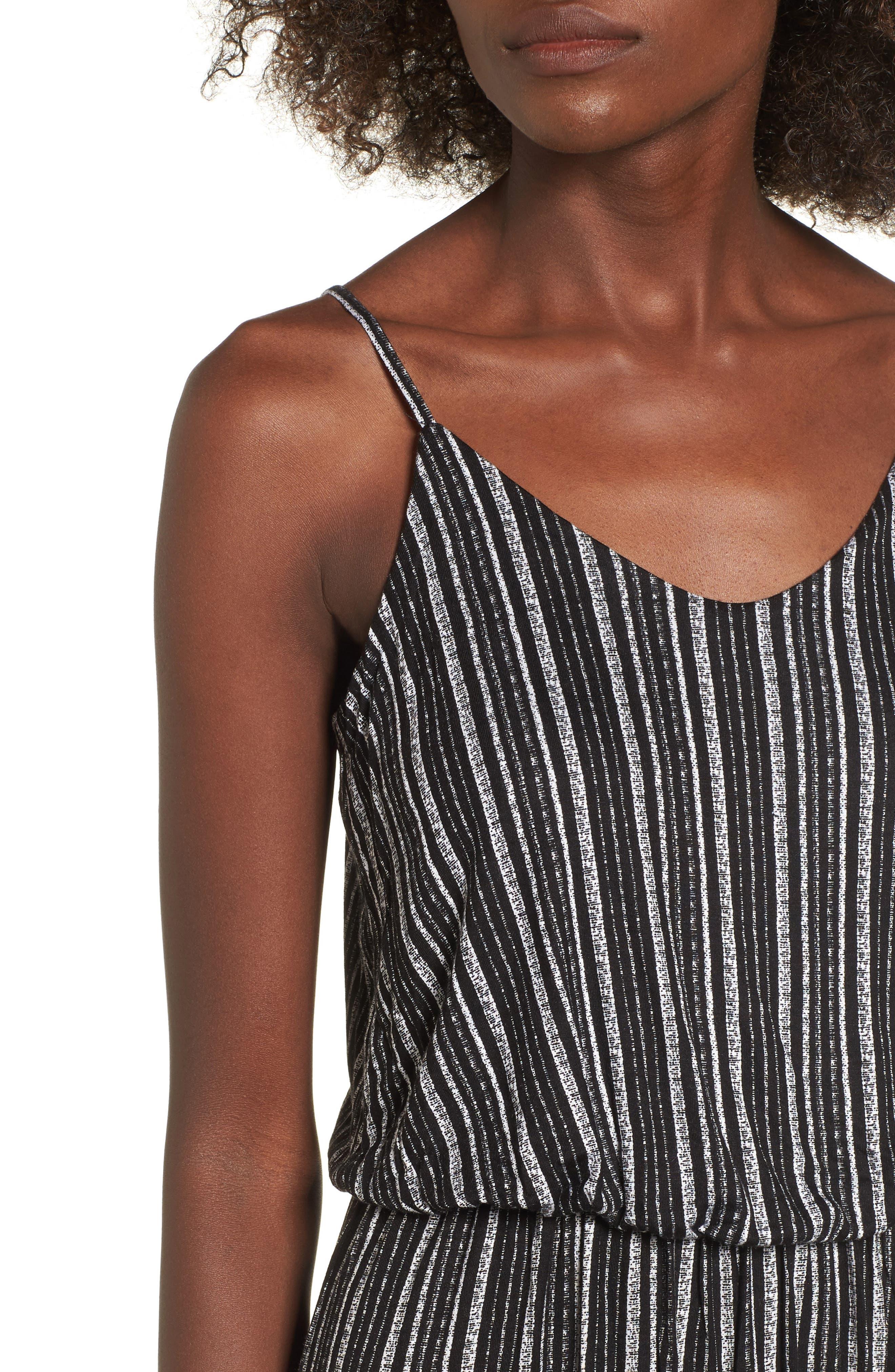 Alternate Image 4  - Lush Knit Maxi Dress
