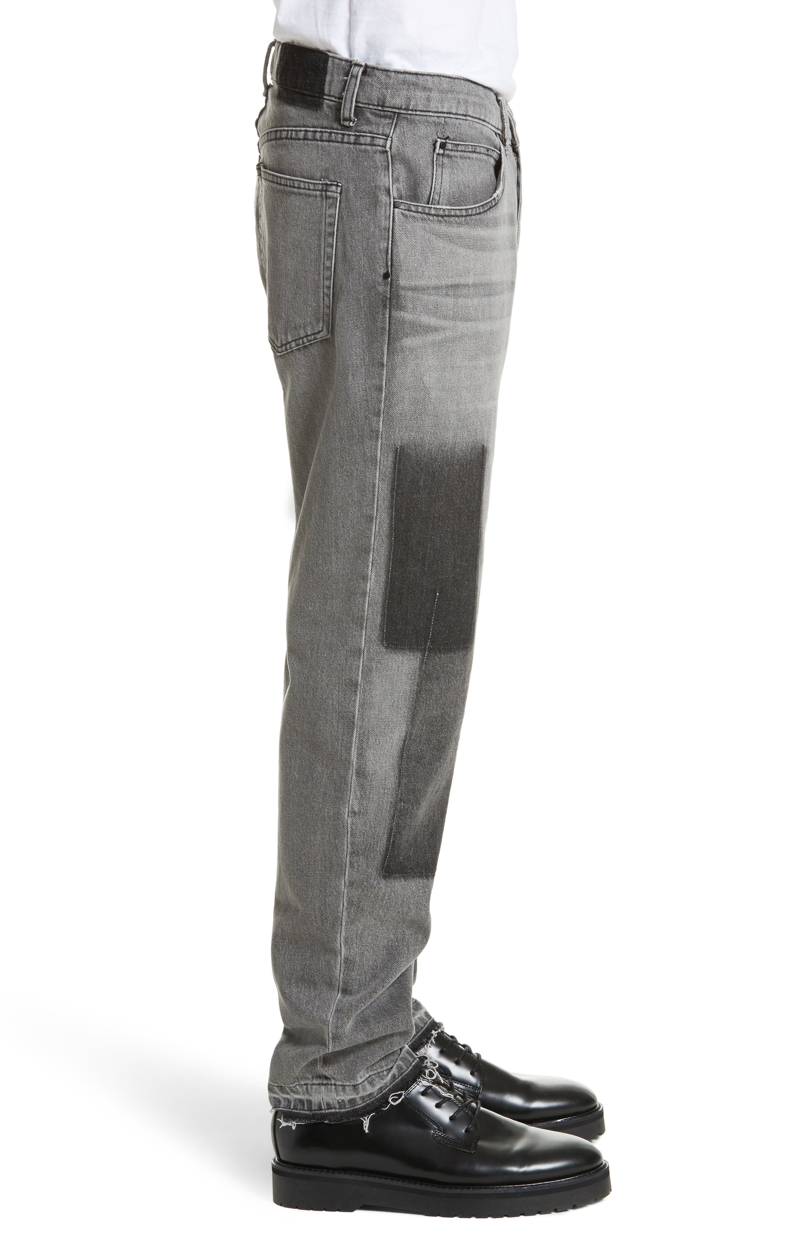Alternate Image 3  - OVADIA & SONS OS-2 Straight Leg Jeans