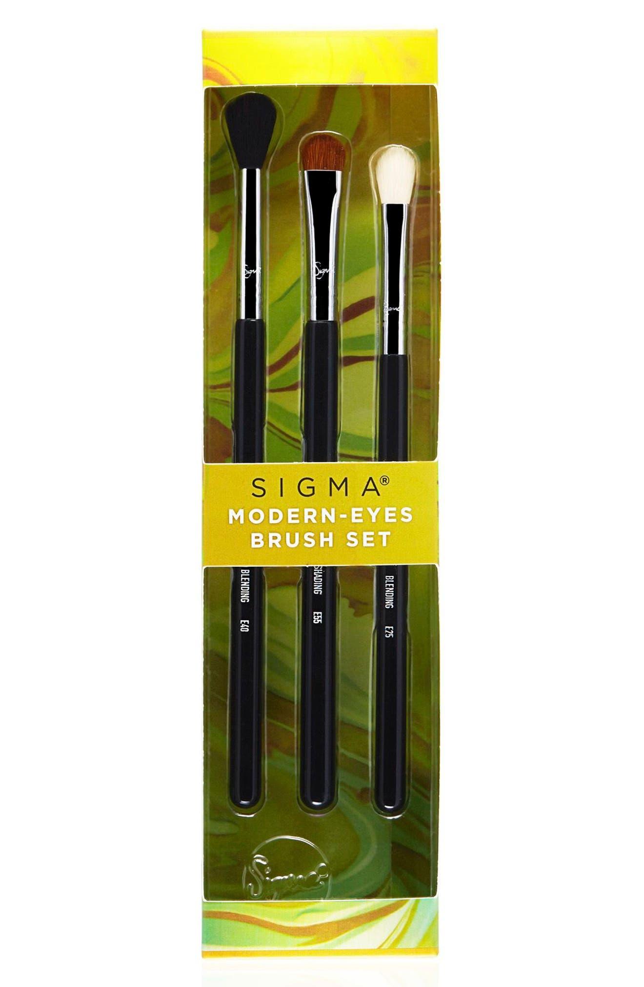 Alternate Image 2  - Sigma Beauty Modern Eyes Brush Set ($49 Value)