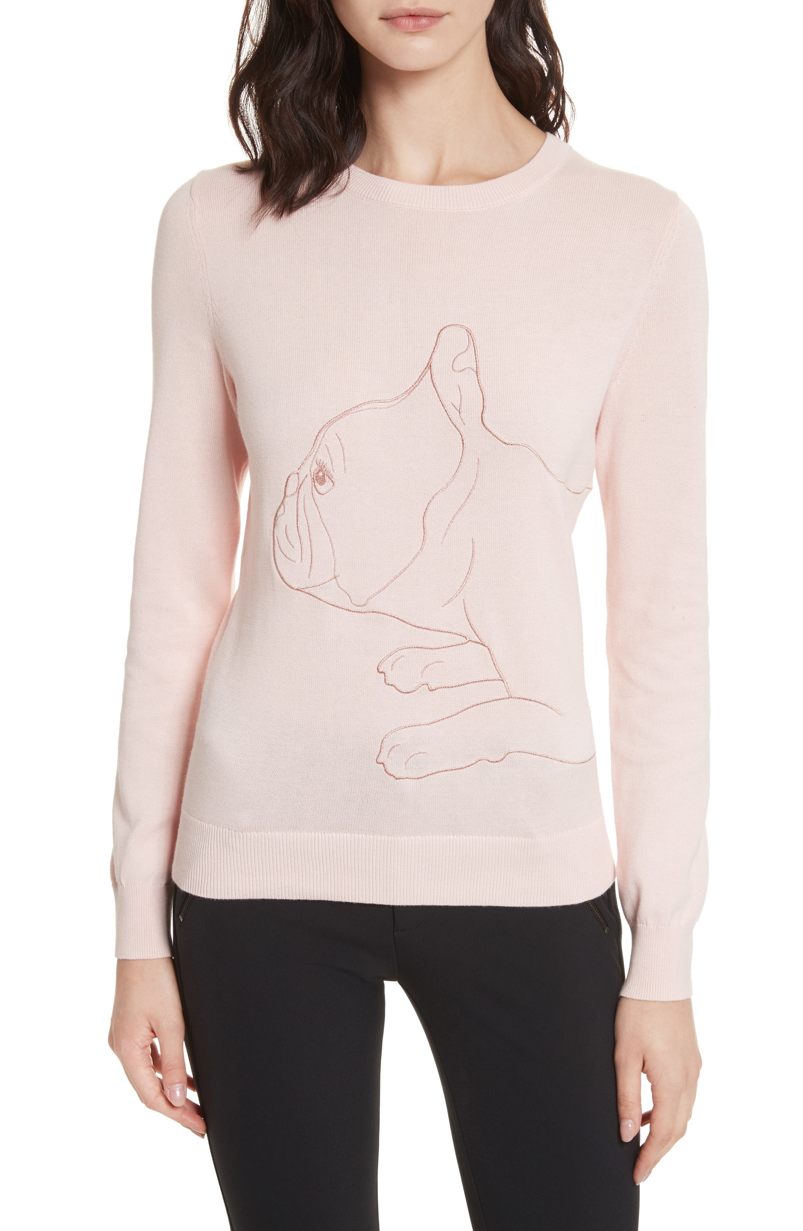 Ted Baker London Cotton Fairy Tale Sweater