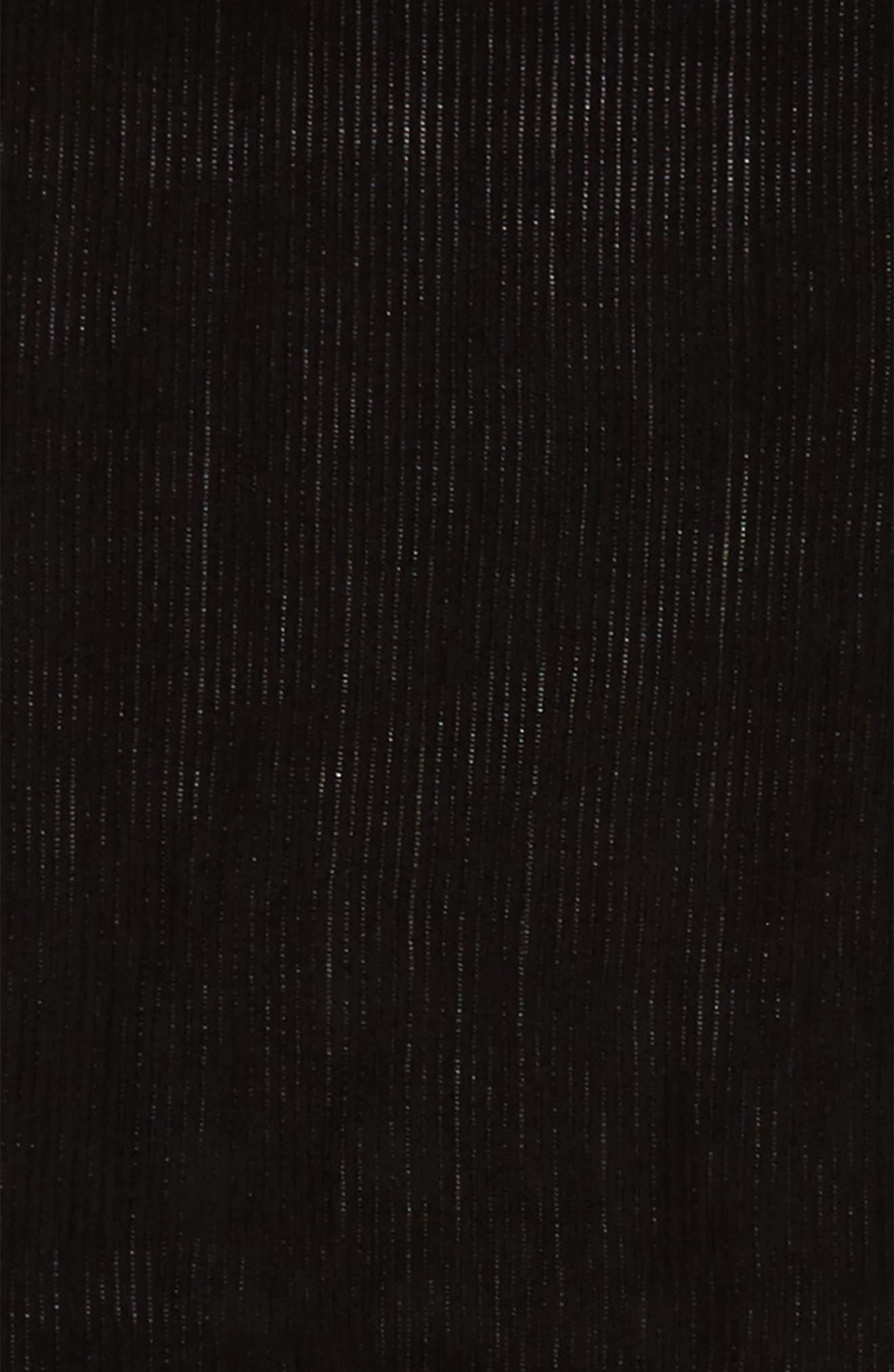 Alternate Image 3  - Echo Wrap with Genuine Rabbit Fur Poms