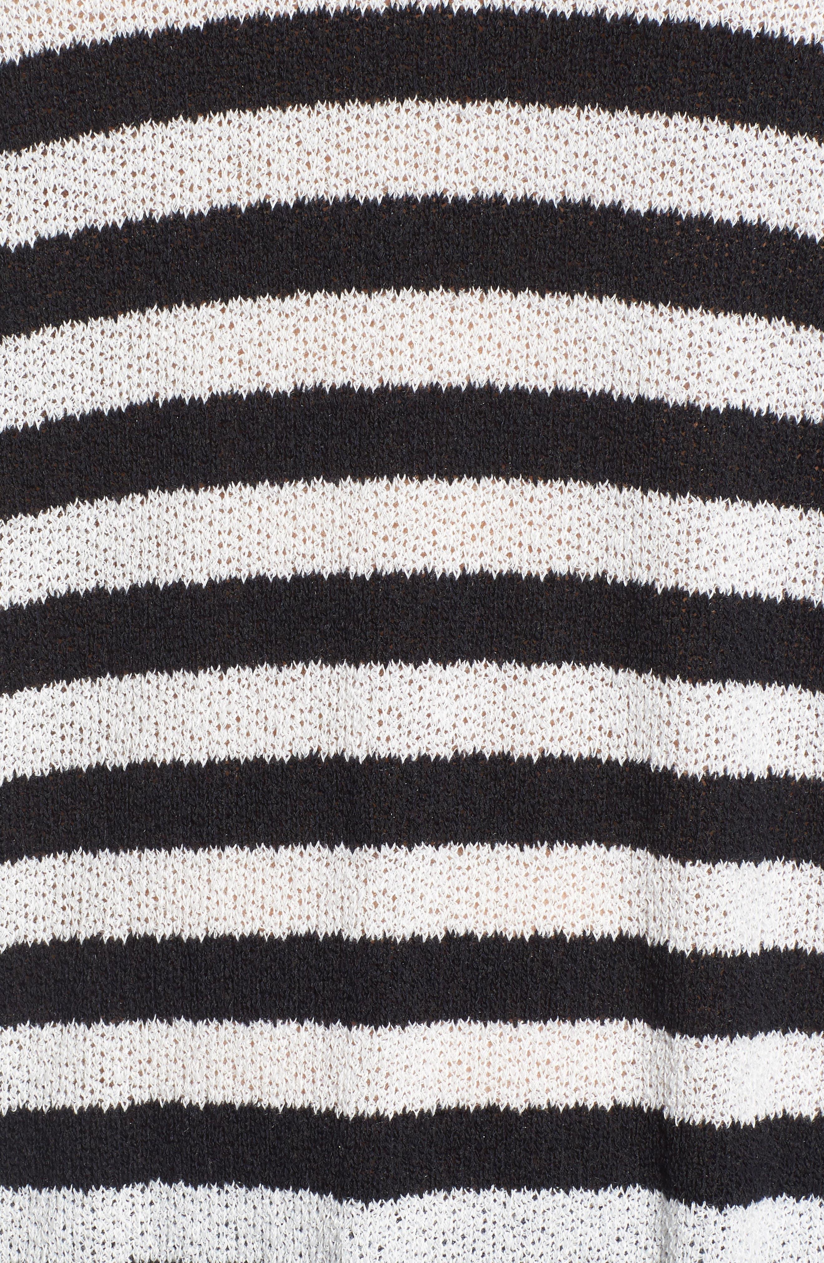 Alternate Image 5  - Caslon® Double V-Neck Relaxed Pullover