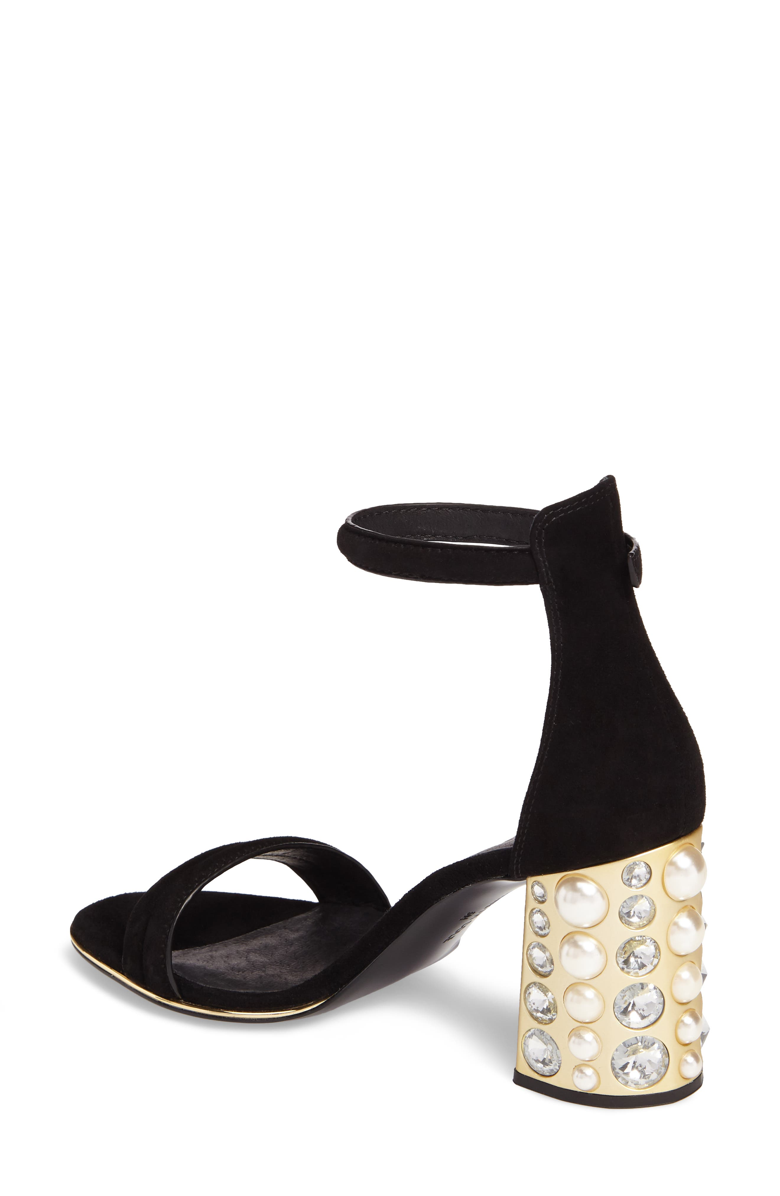 Alternate Image 2  - Kenneth Cole New York Luisa Imitation Pearl Embellished Sandal (Women)