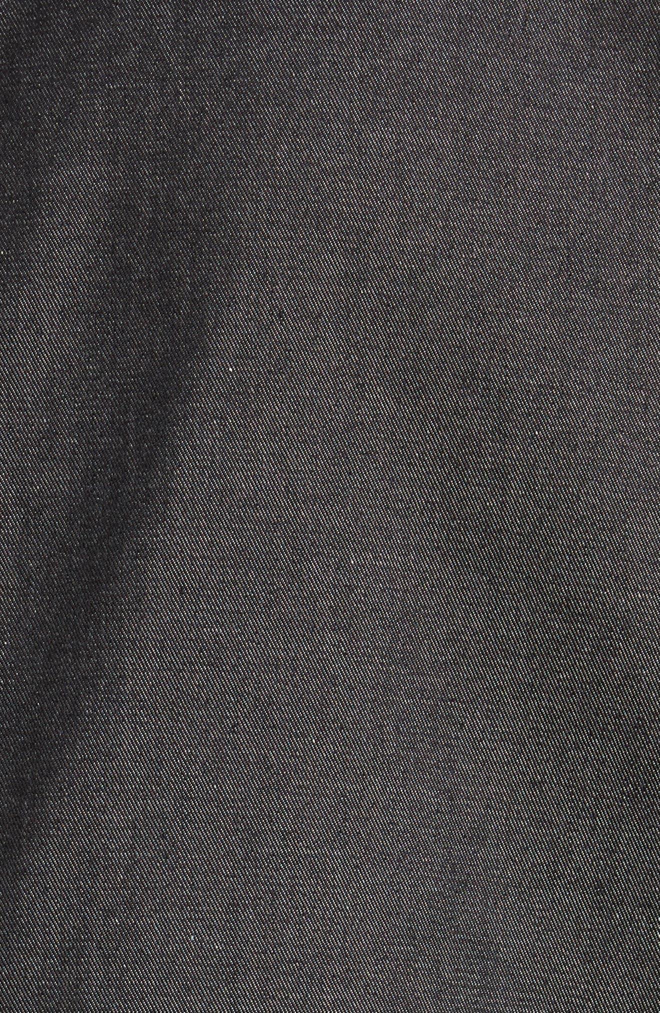 Fit 2 Tomlin Shirt,                             Alternate thumbnail 5, color,                             Black