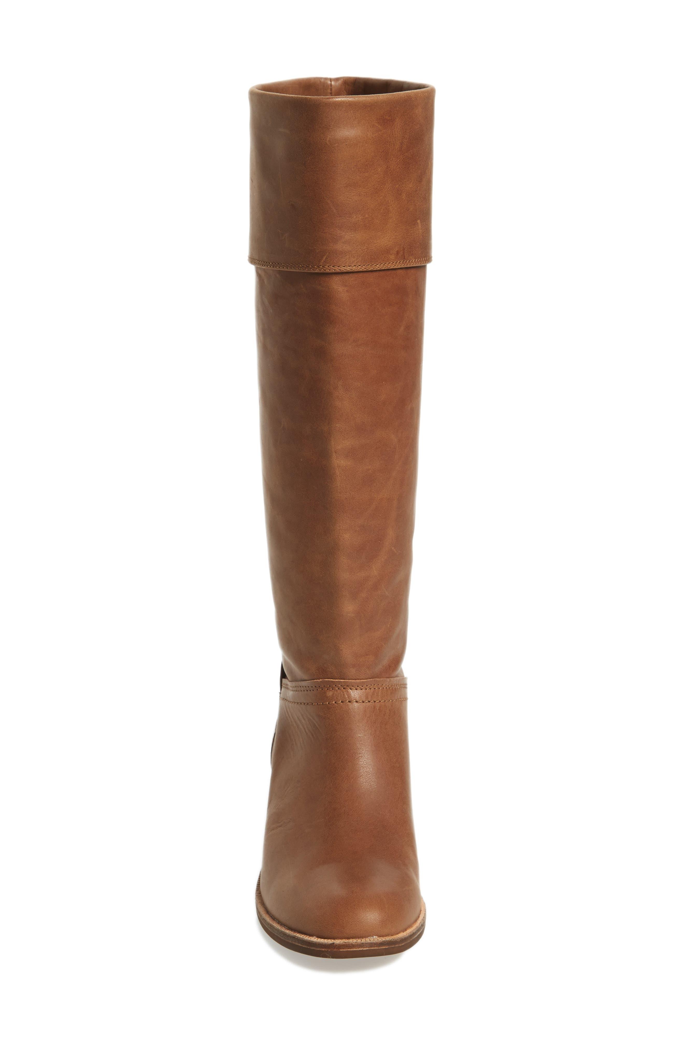 Alternate Image 4  - UGG® Carlin Tall Boot (Women)