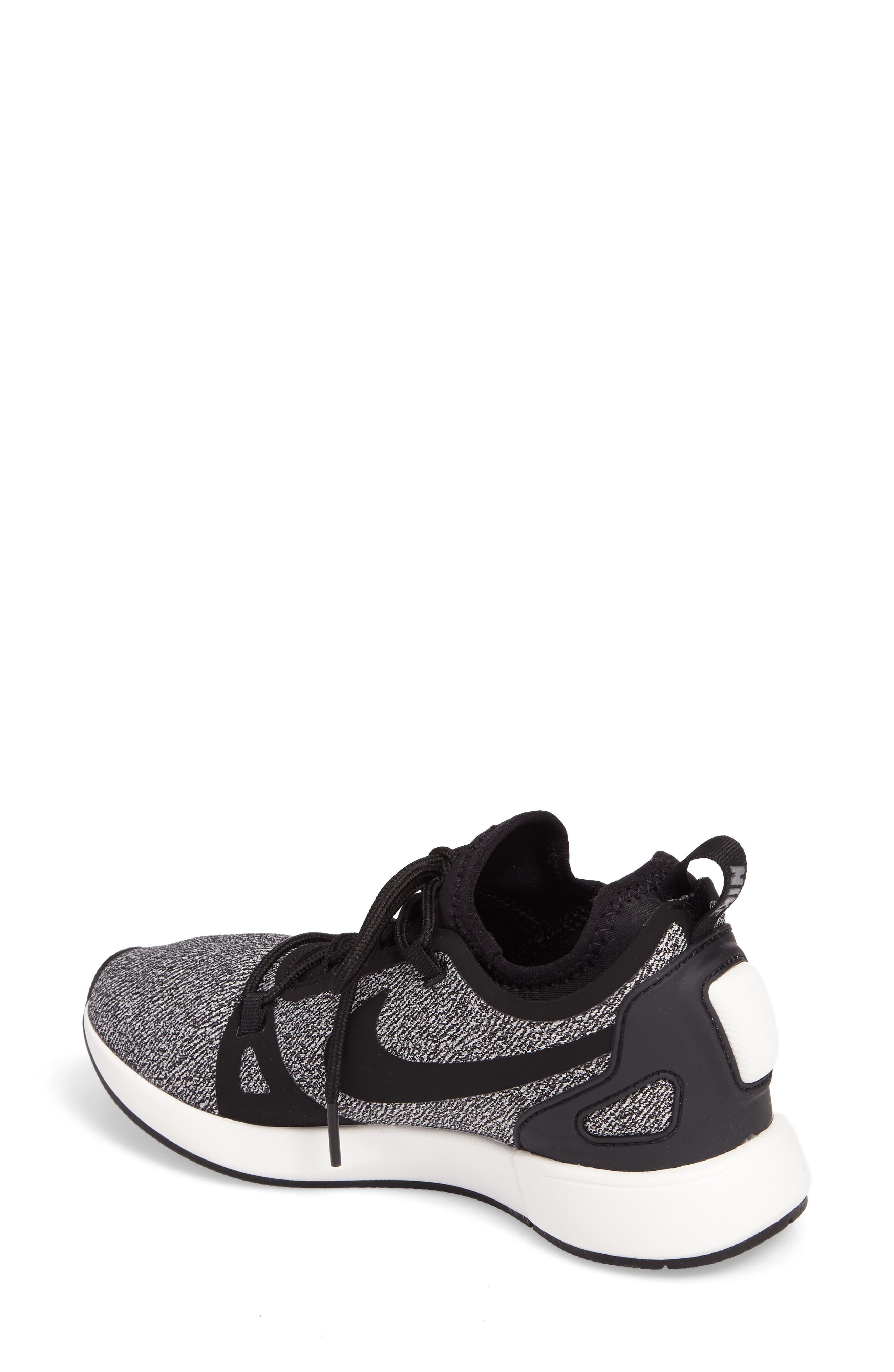 Alternate Image 2  - Nike Duel Racer Knit Sneaker (Women)