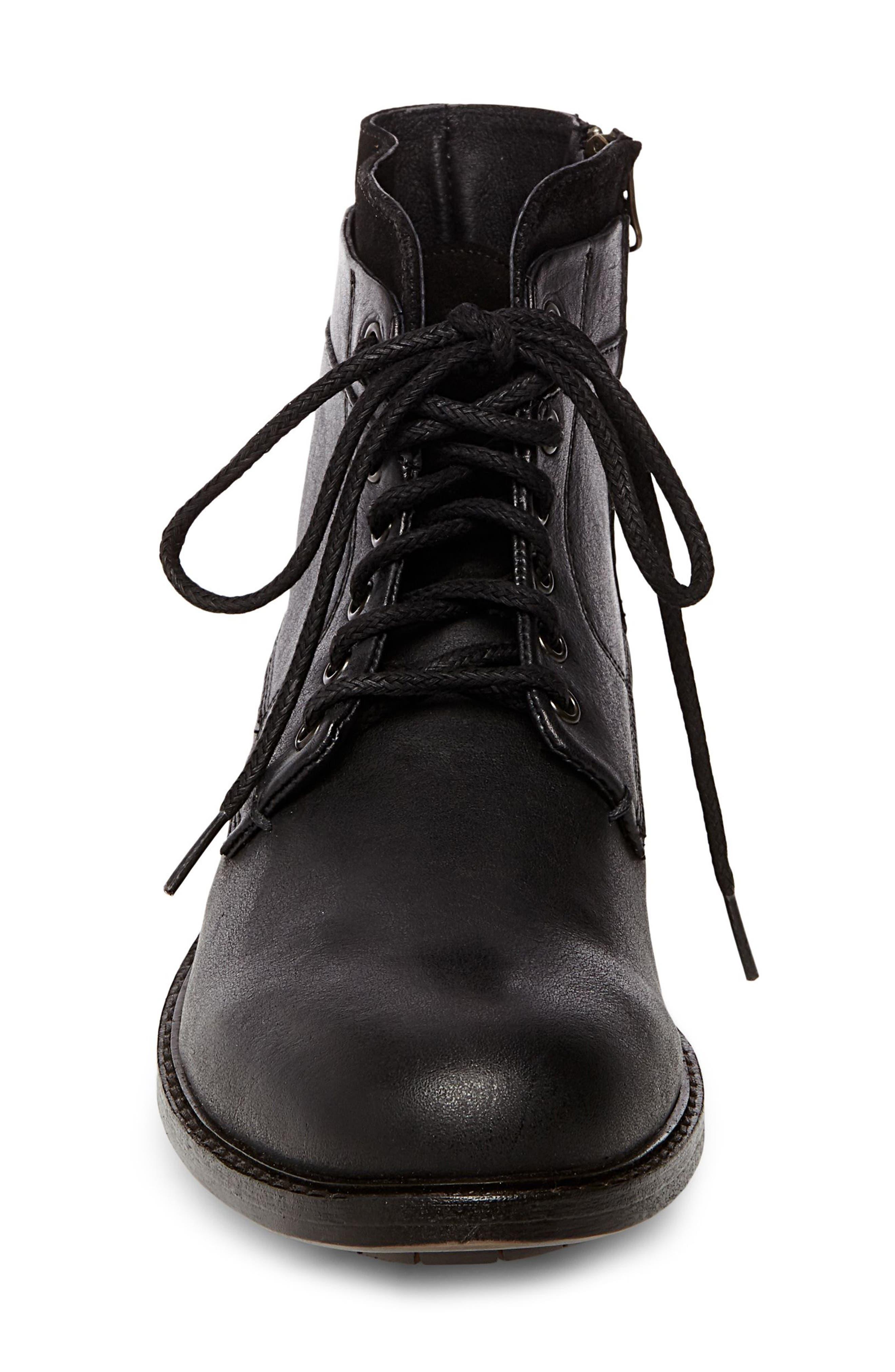 Alternate Image 4  - Steve Madden Hardin Plain Toe Boot (Men)