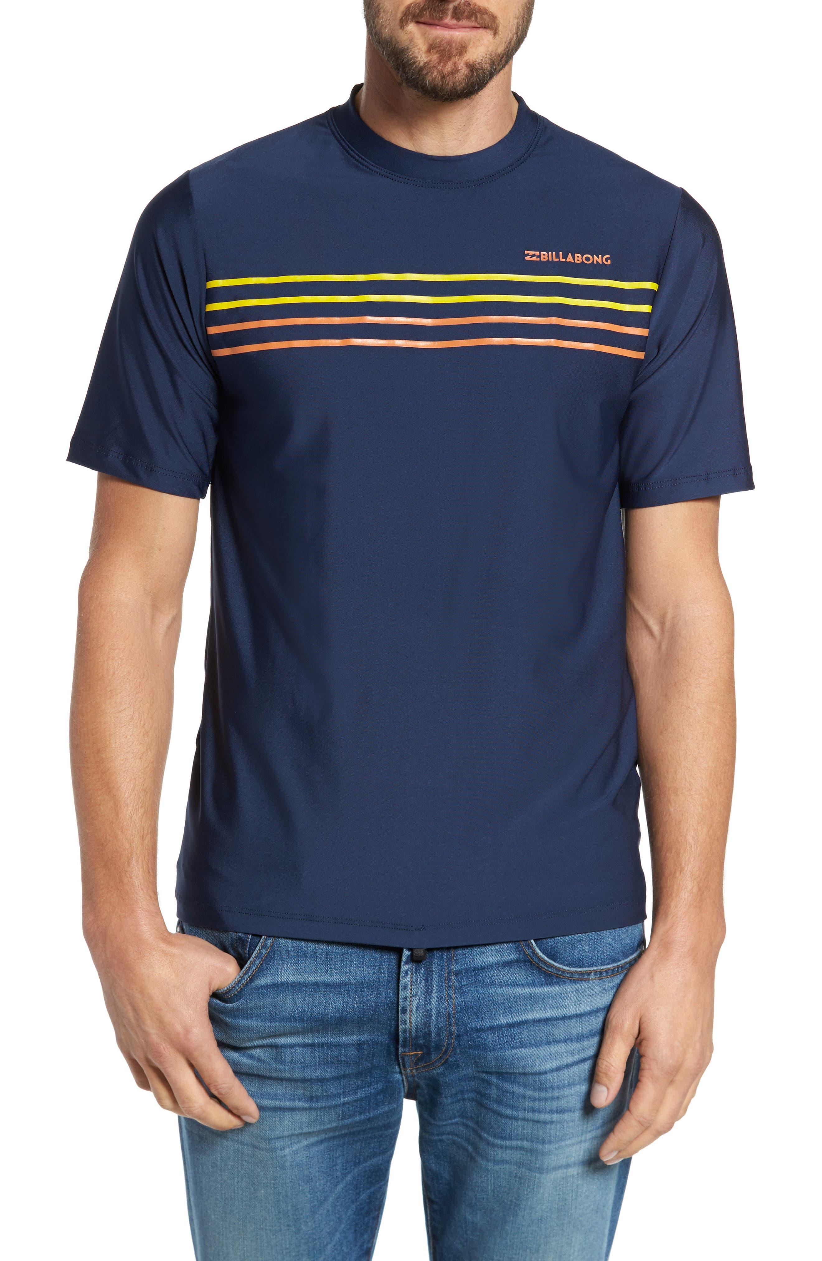 Billabong Lo Tide Spinner Rashguard T-Shirt