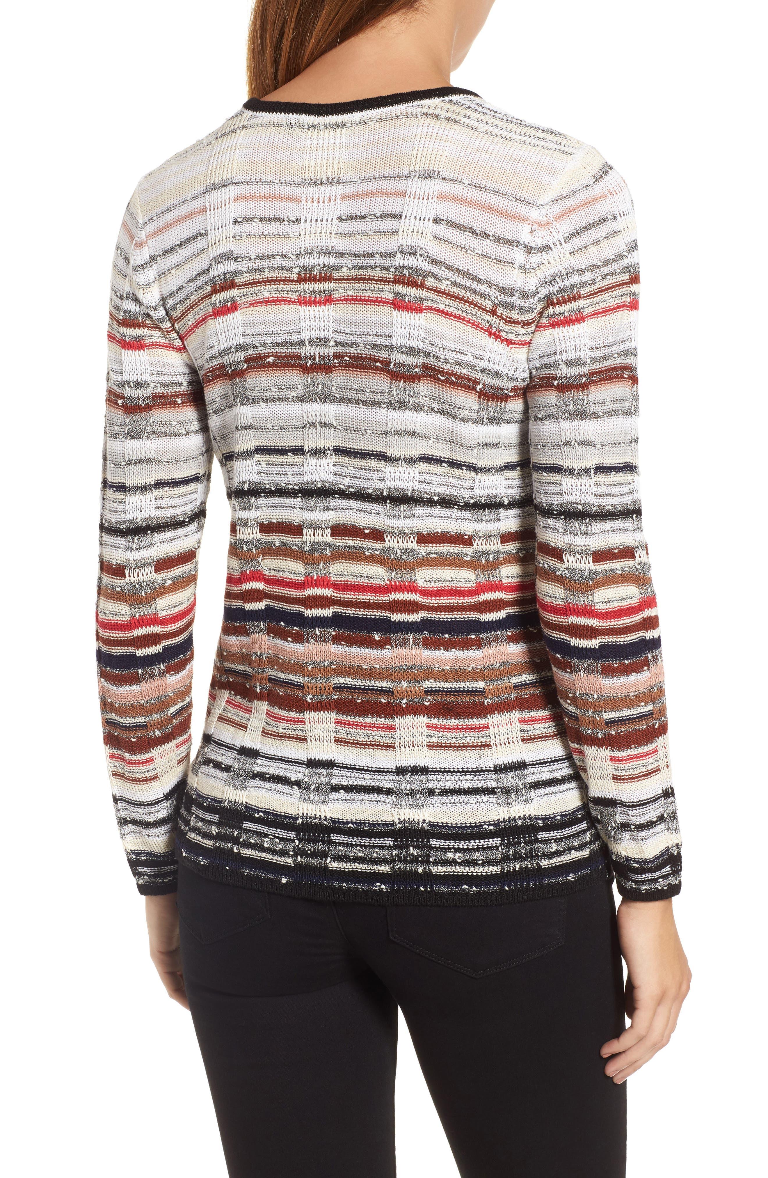 Alternate Image 2  - NIC+ZOE Red Hills Sweater (Regular & Petite)