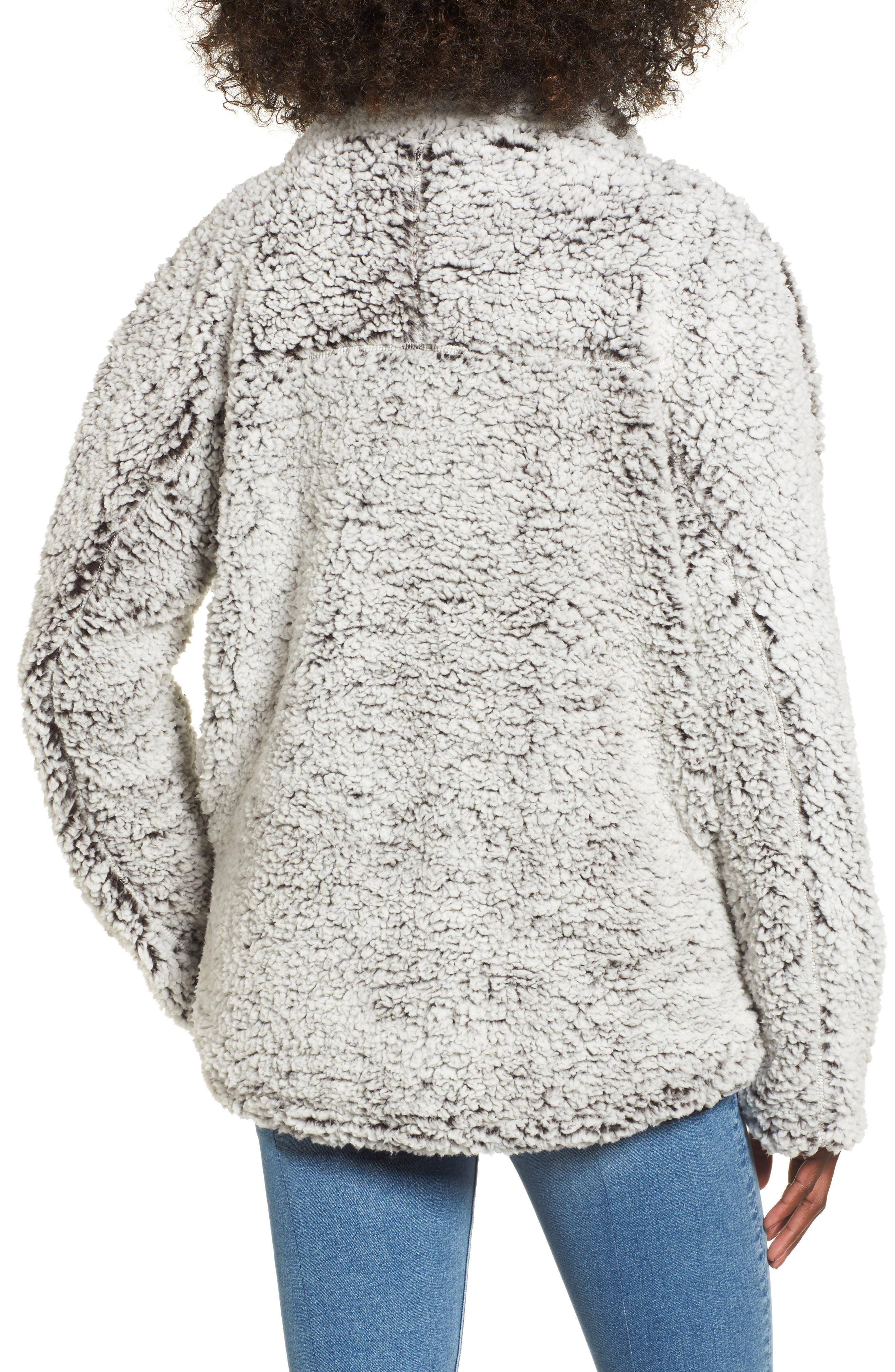 Alternate Image 2  - Thread & Supply Wubby Fleece Pullover