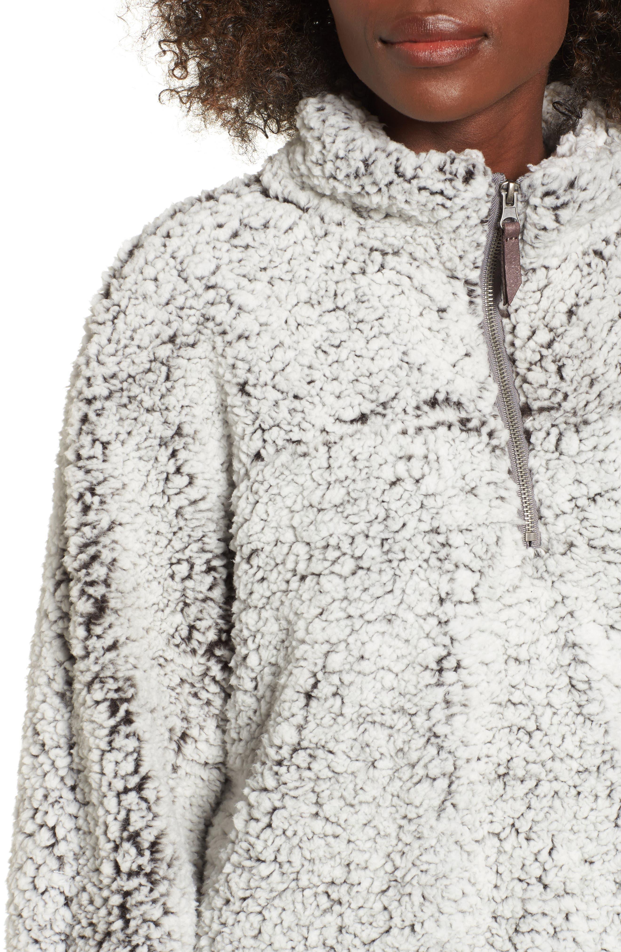 Alternate Image 4  - Thread & Supply Wubby Fleece Pullover