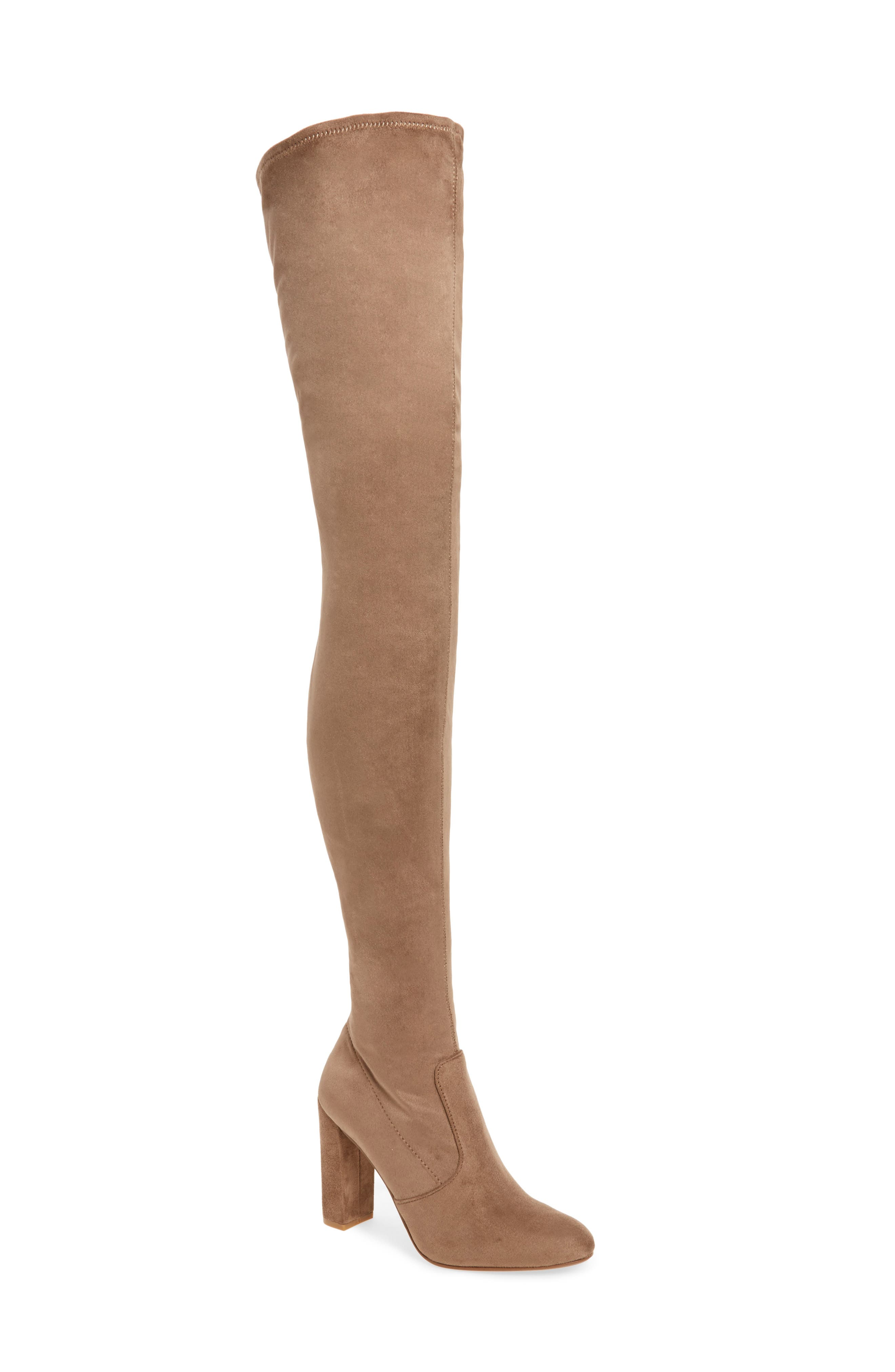 Steve Madden Ezra Thigh High Boot (Women)