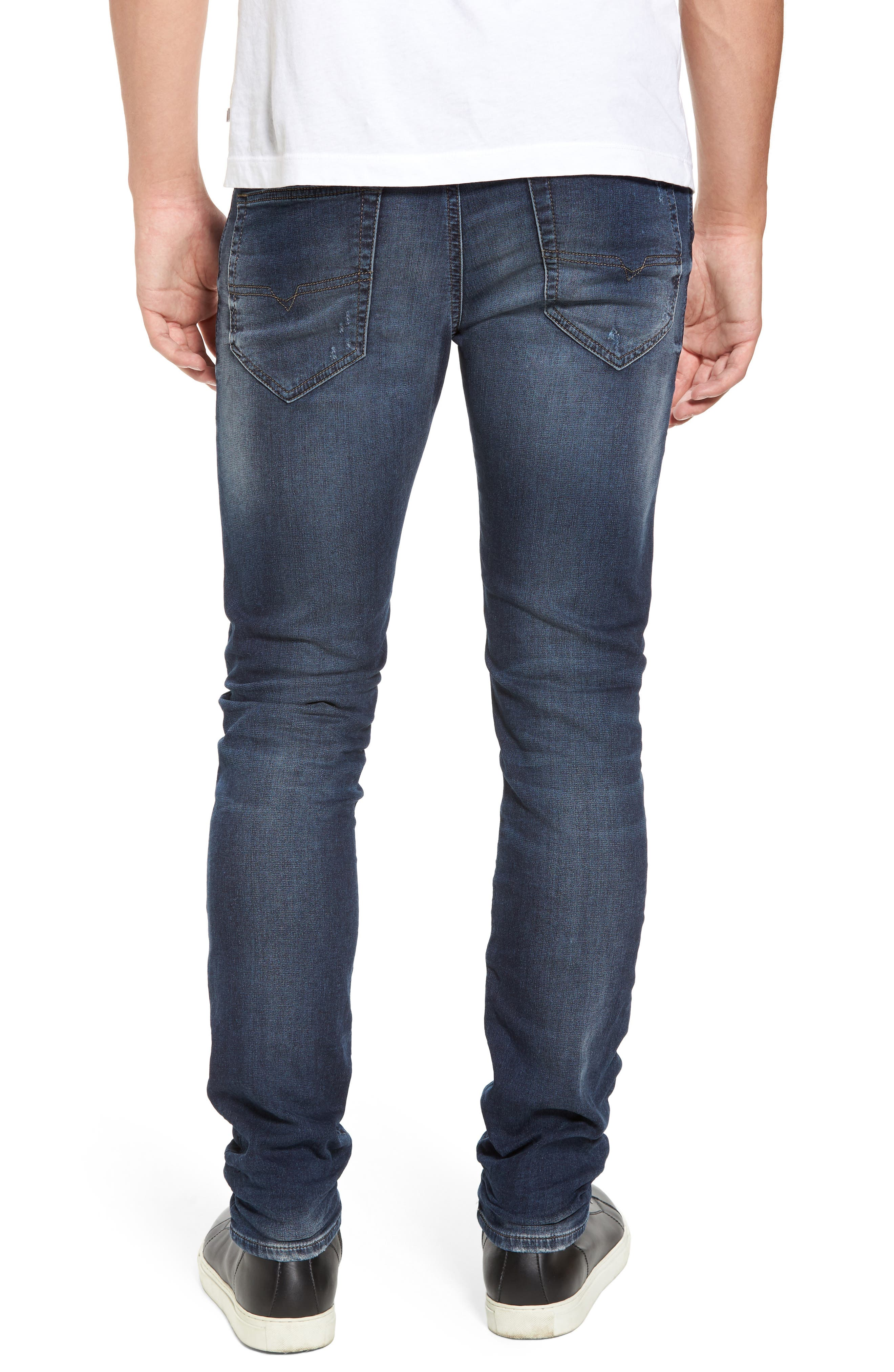 Thommer Slim Fit Jeans,                             Alternate thumbnail 2, color,                             0686W