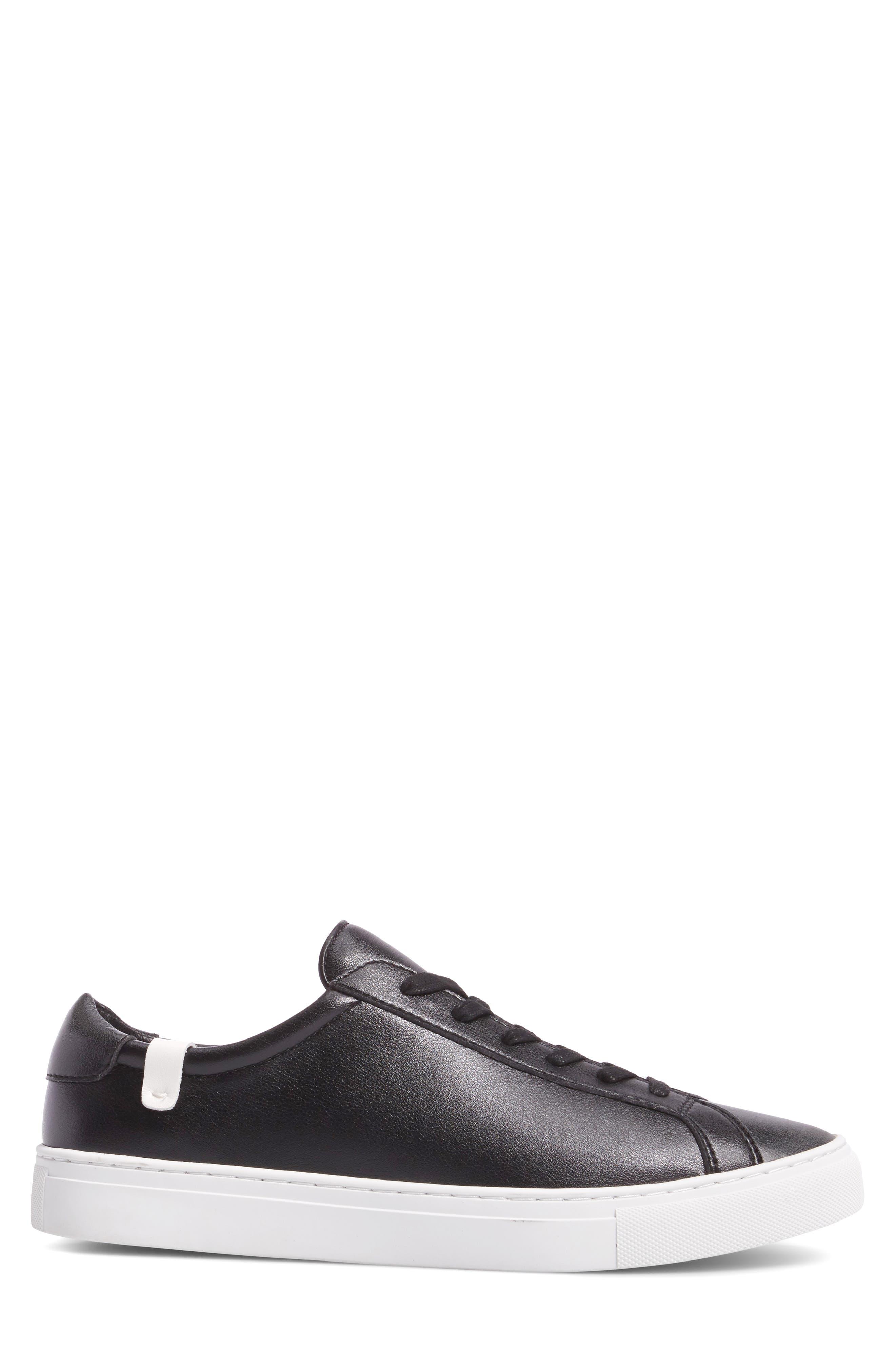 Original Sneaker,                             Alternate thumbnail 3, color,                             Black