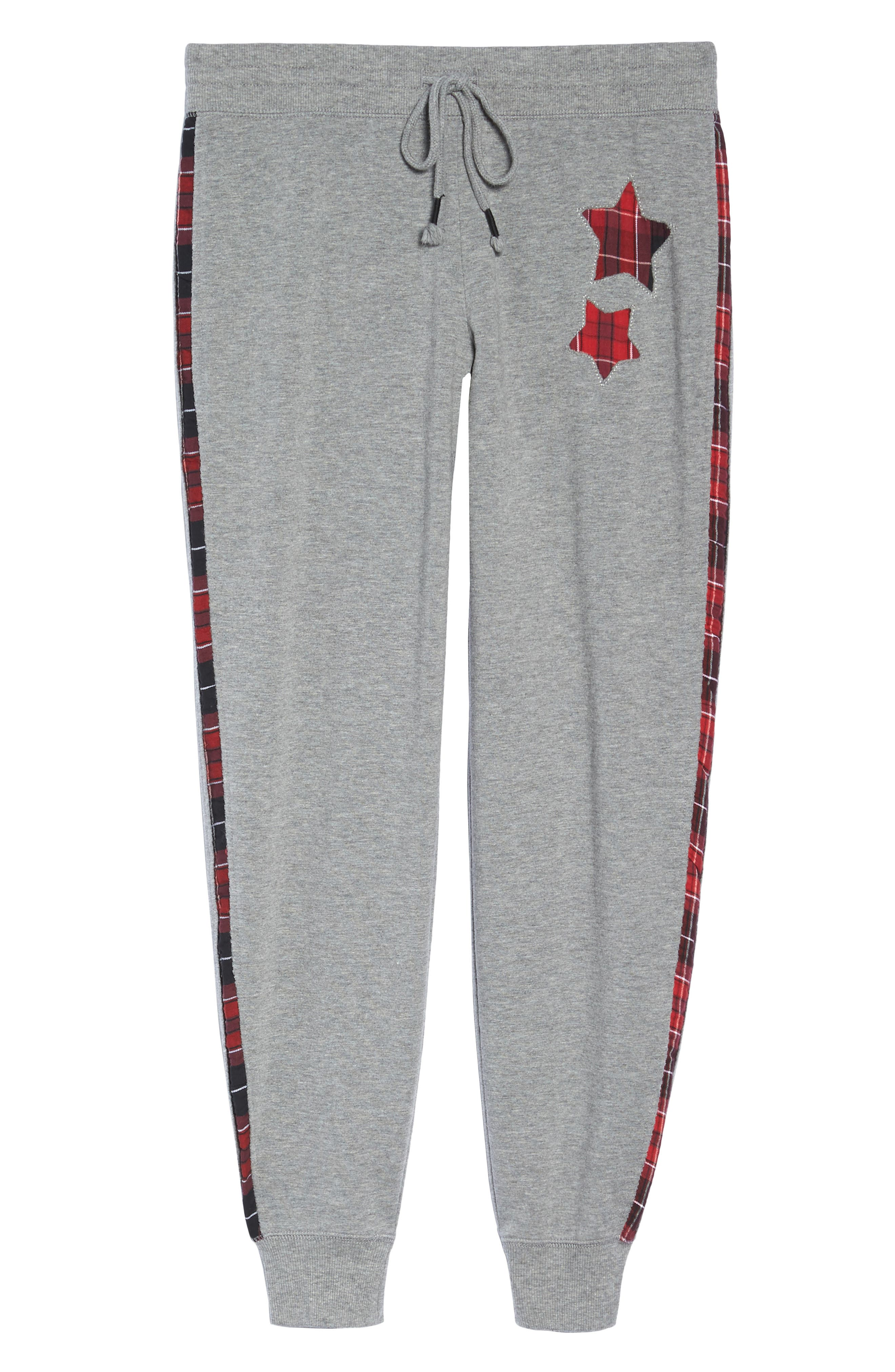 Lounge Jogger Pants,                             Alternate thumbnail 4, color,                             H Grey