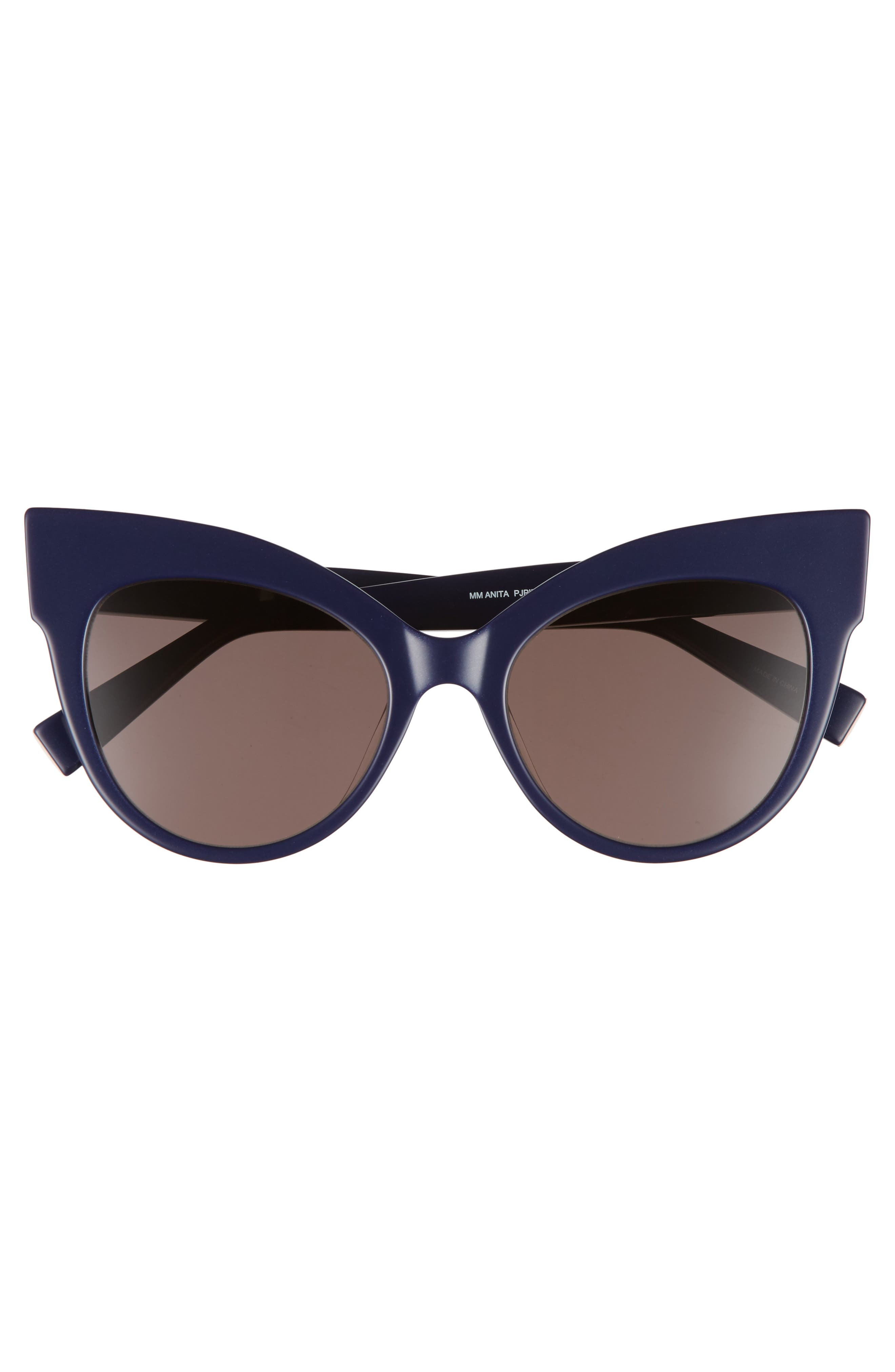 Alternate Image 3  - Max Mara Anita 52mm Cat Eye Sunglasses