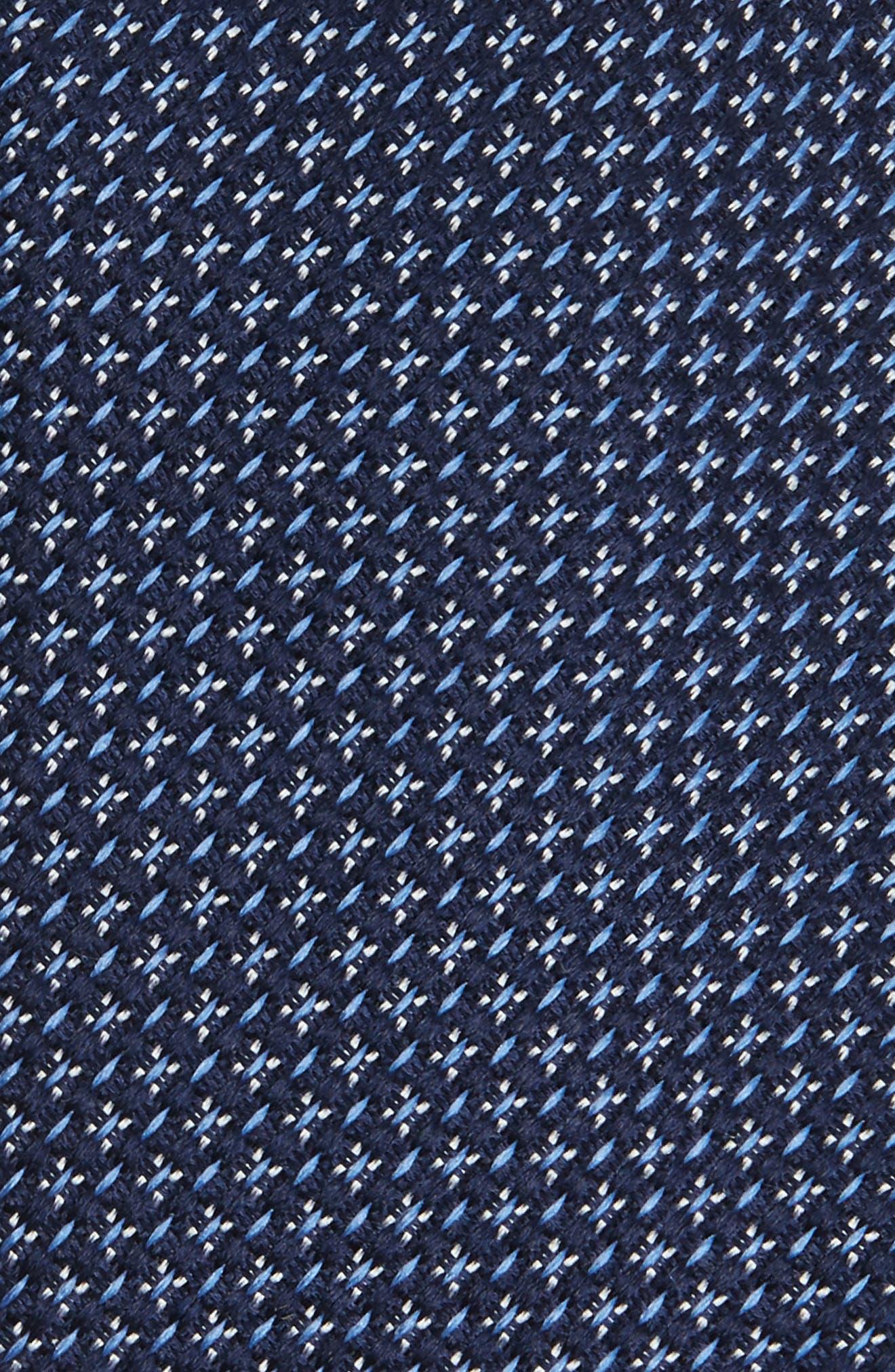 Alternate Image 2  - Calibrate Knitex Solid Silk Tie