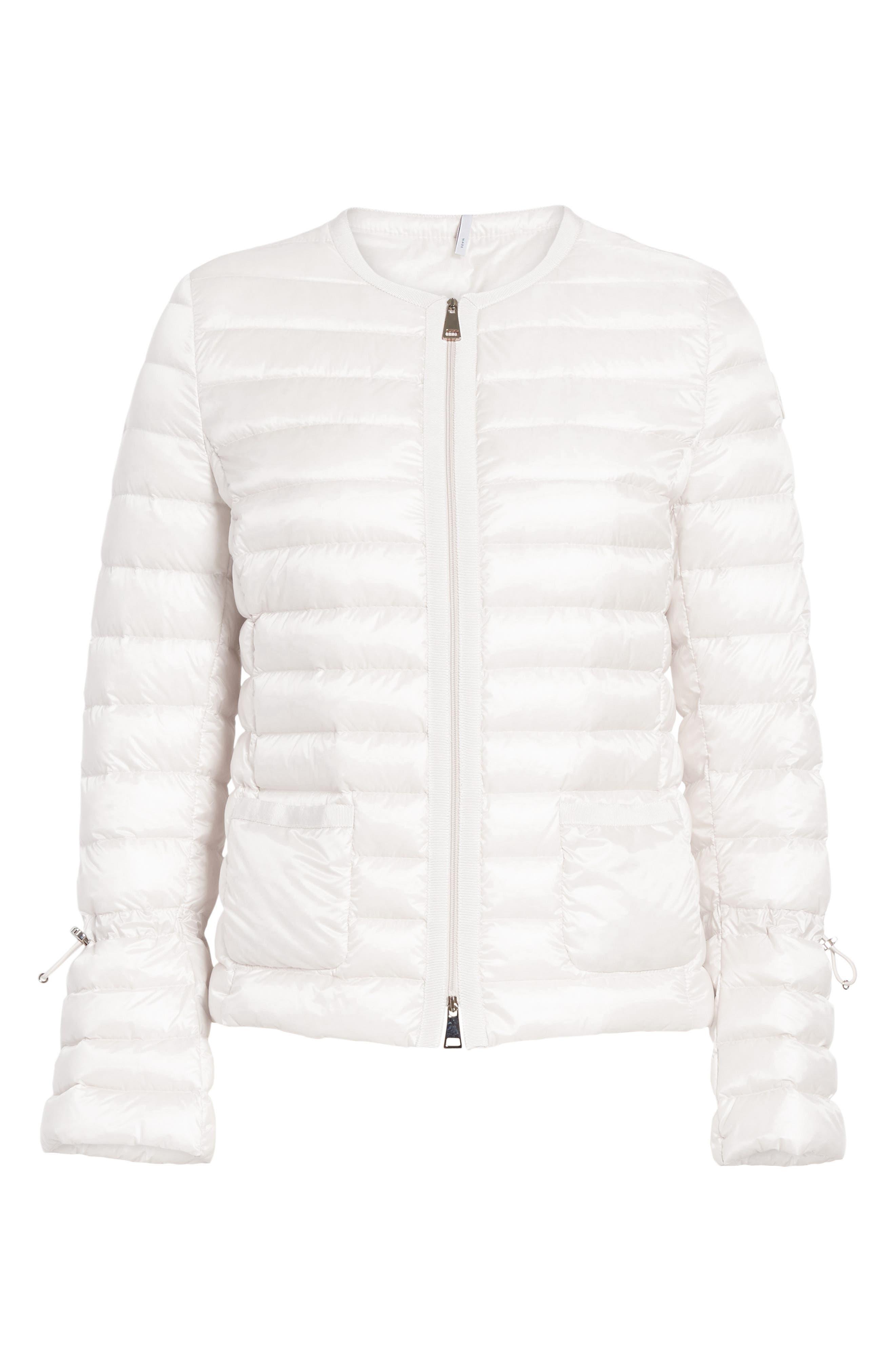 Alternate Image 6  - Moncler Almandin Quilted Puffer Jacket