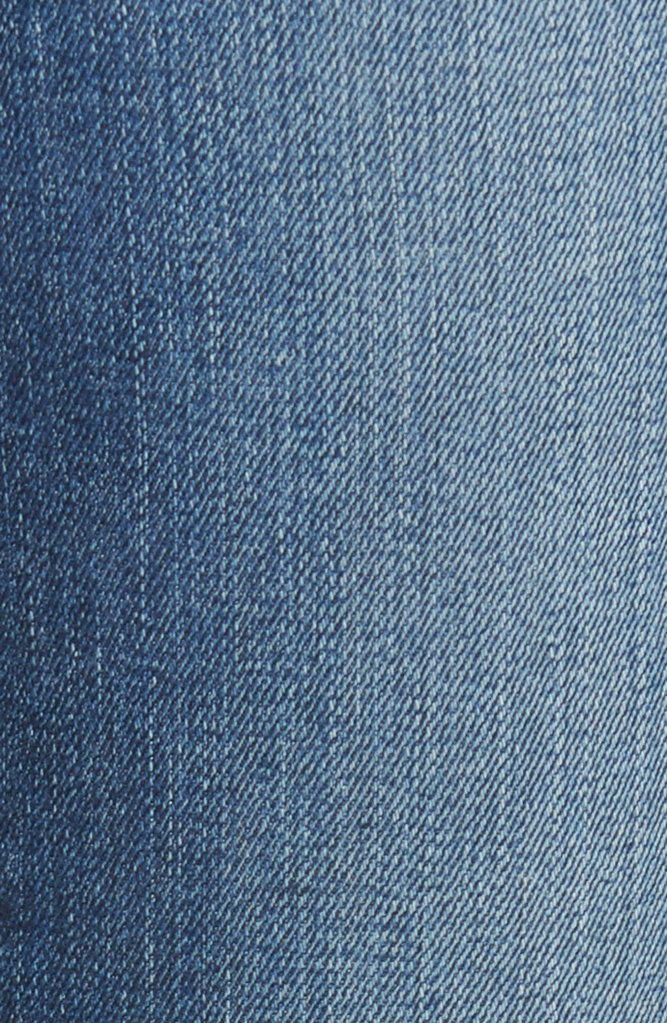 Vintage Slim Ankle Jeans,                             Alternate thumbnail 5, color,                             Garcon