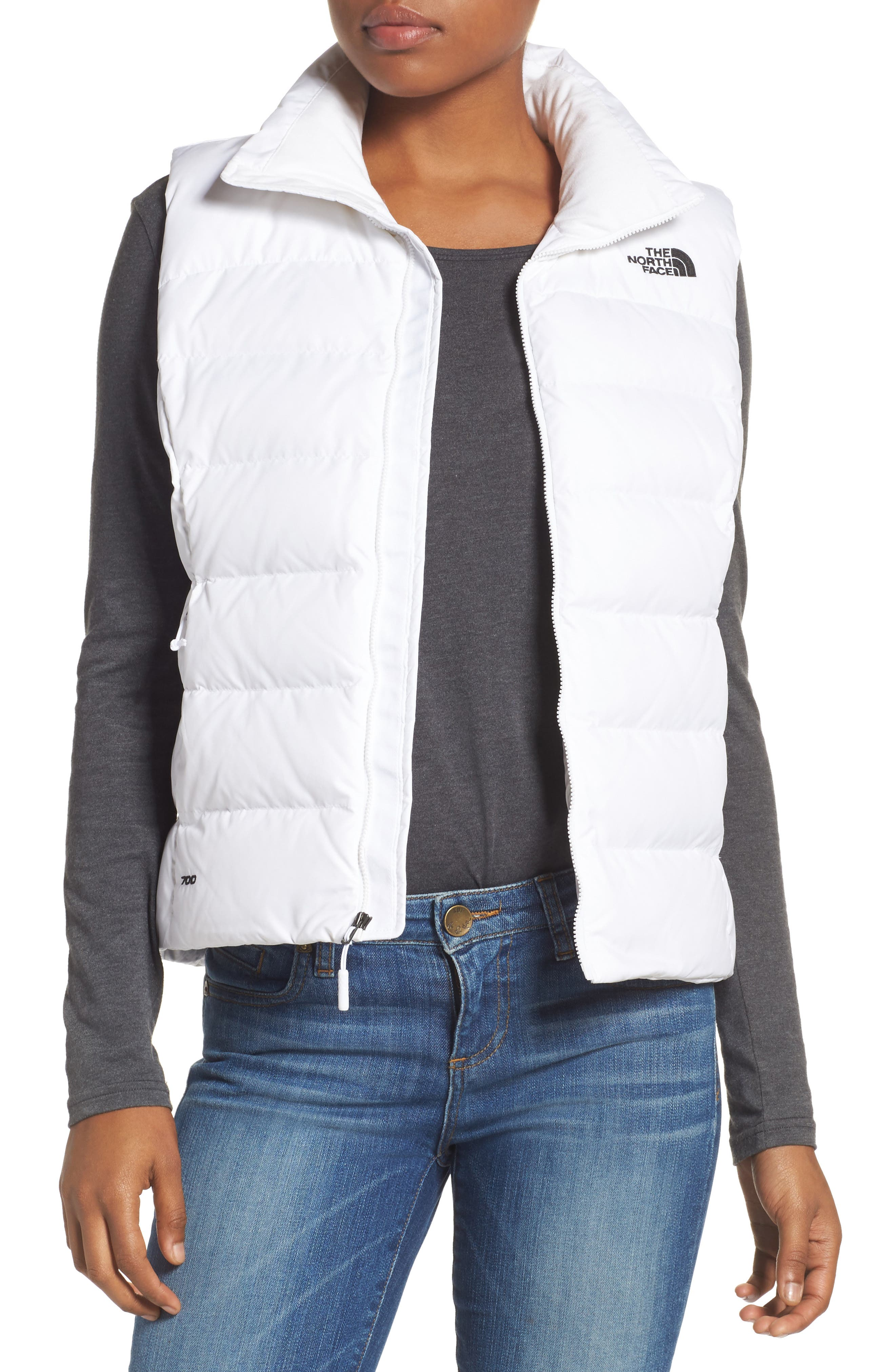 Main Image - The North Face Nuptse 2 Down Vest