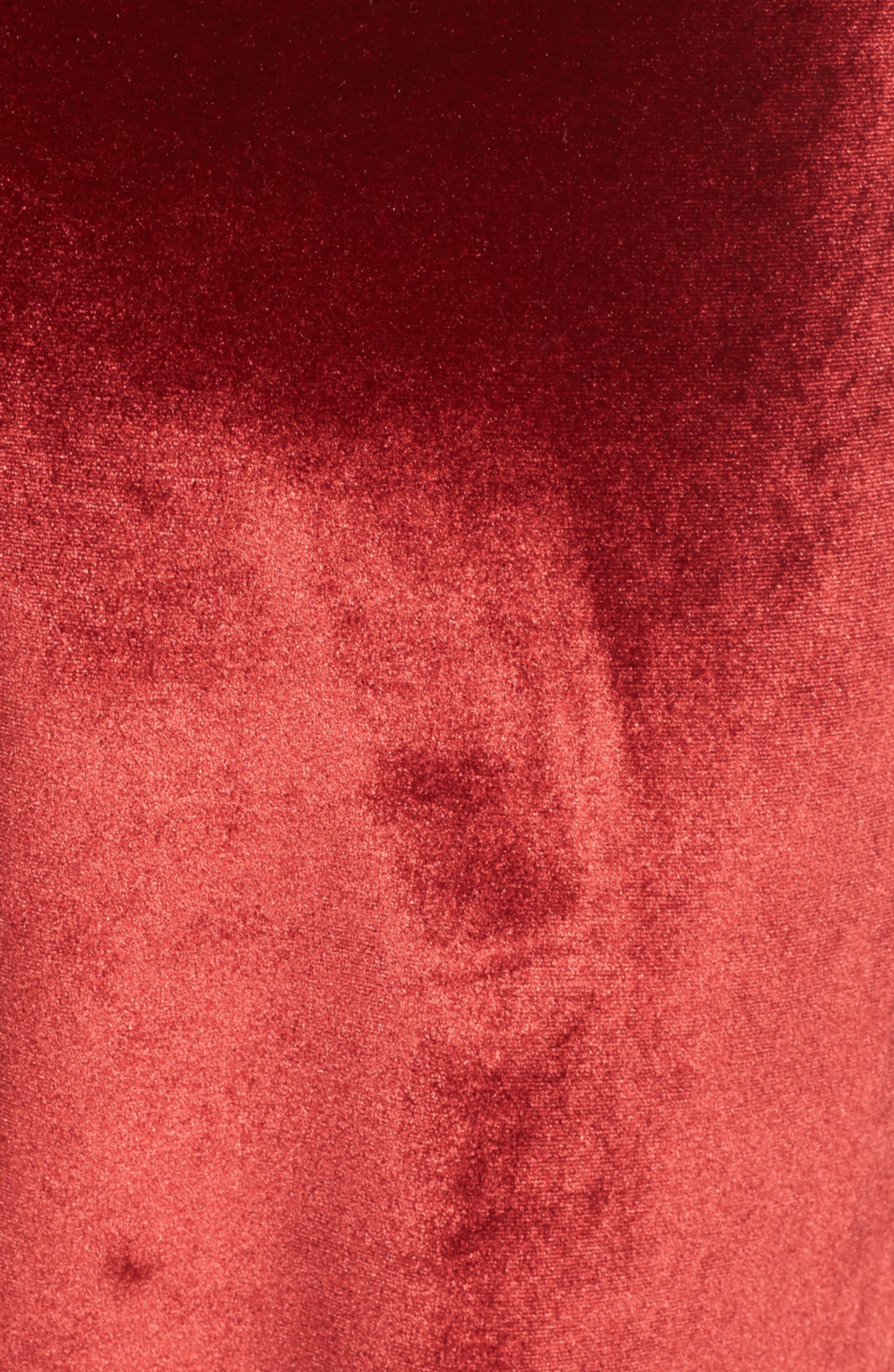 Alternate Image 6  - IVY PARK® Velvet Jogger Pants
