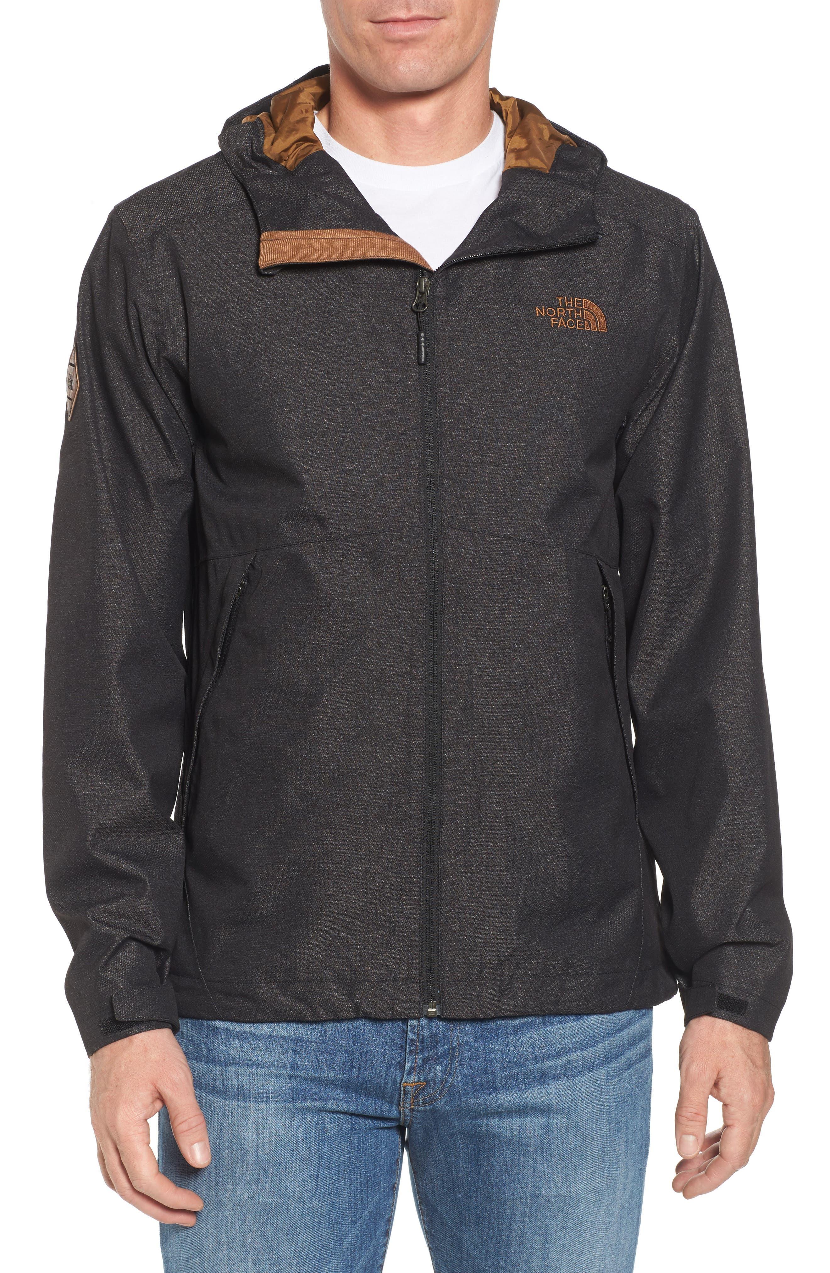 The North Face Millerton Hooded Waterproof Jacket