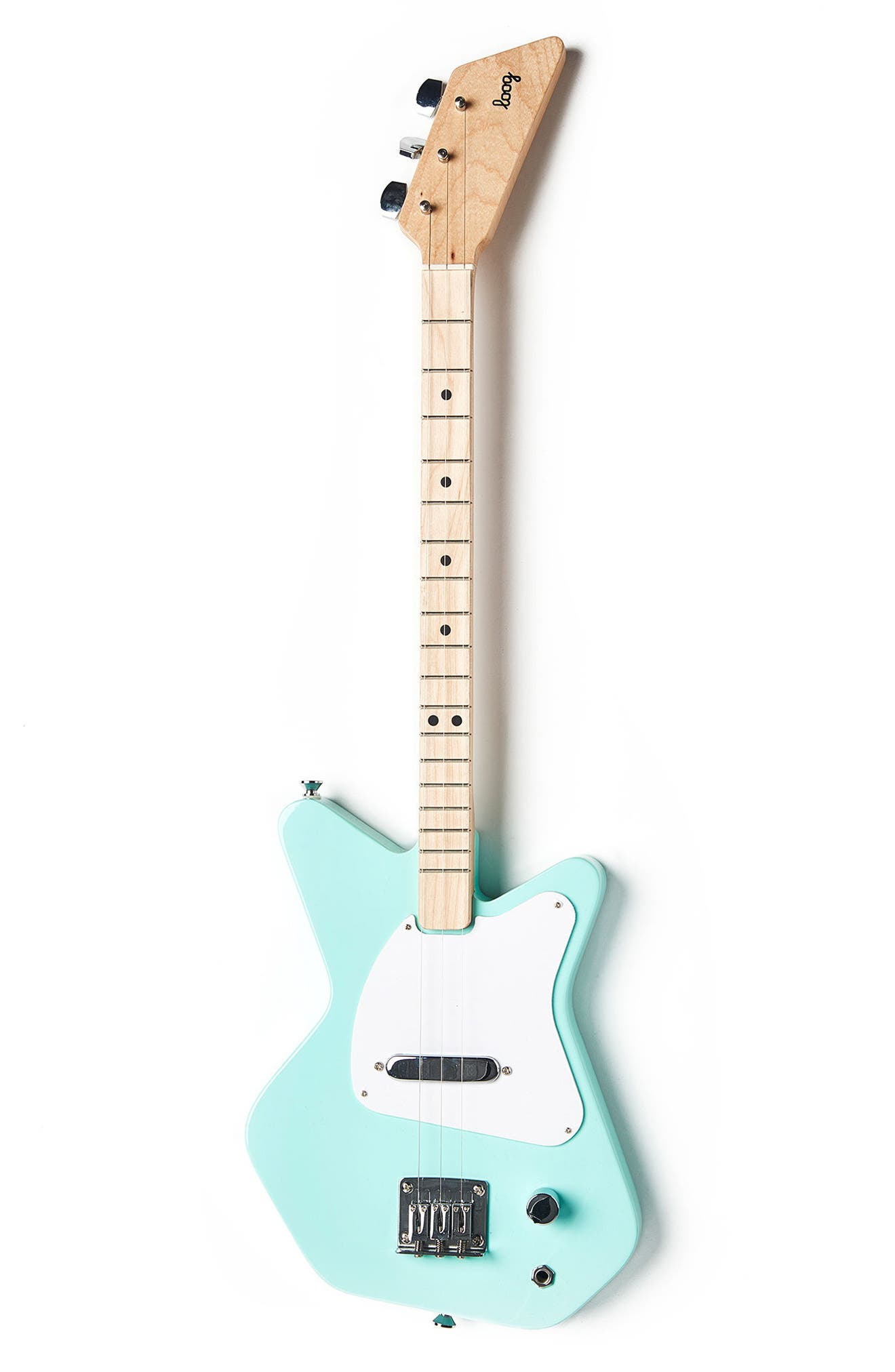 Loog Pro Electric 3-String Guitar