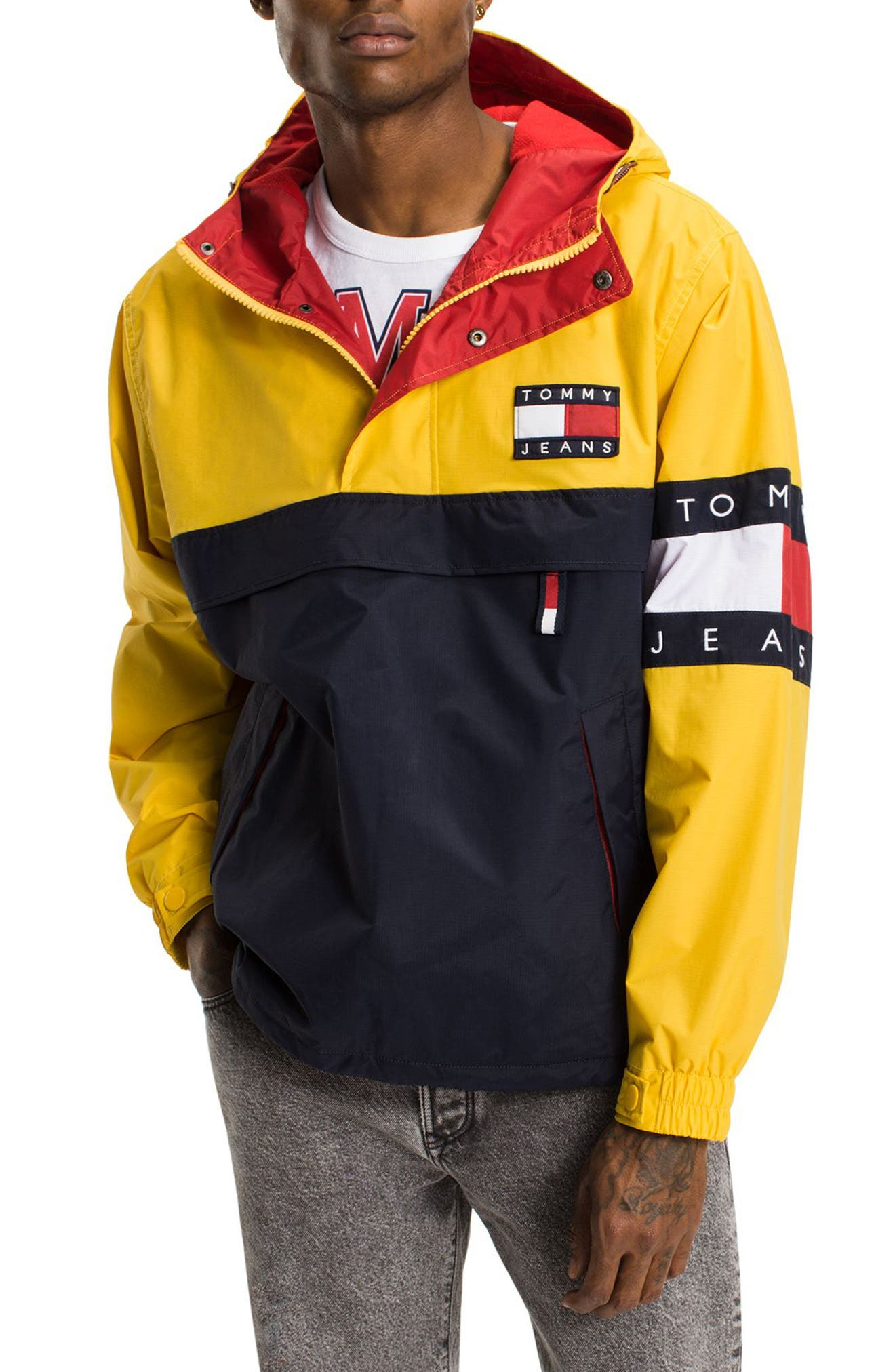 Tommy Hilfiger Colorblock Pullover