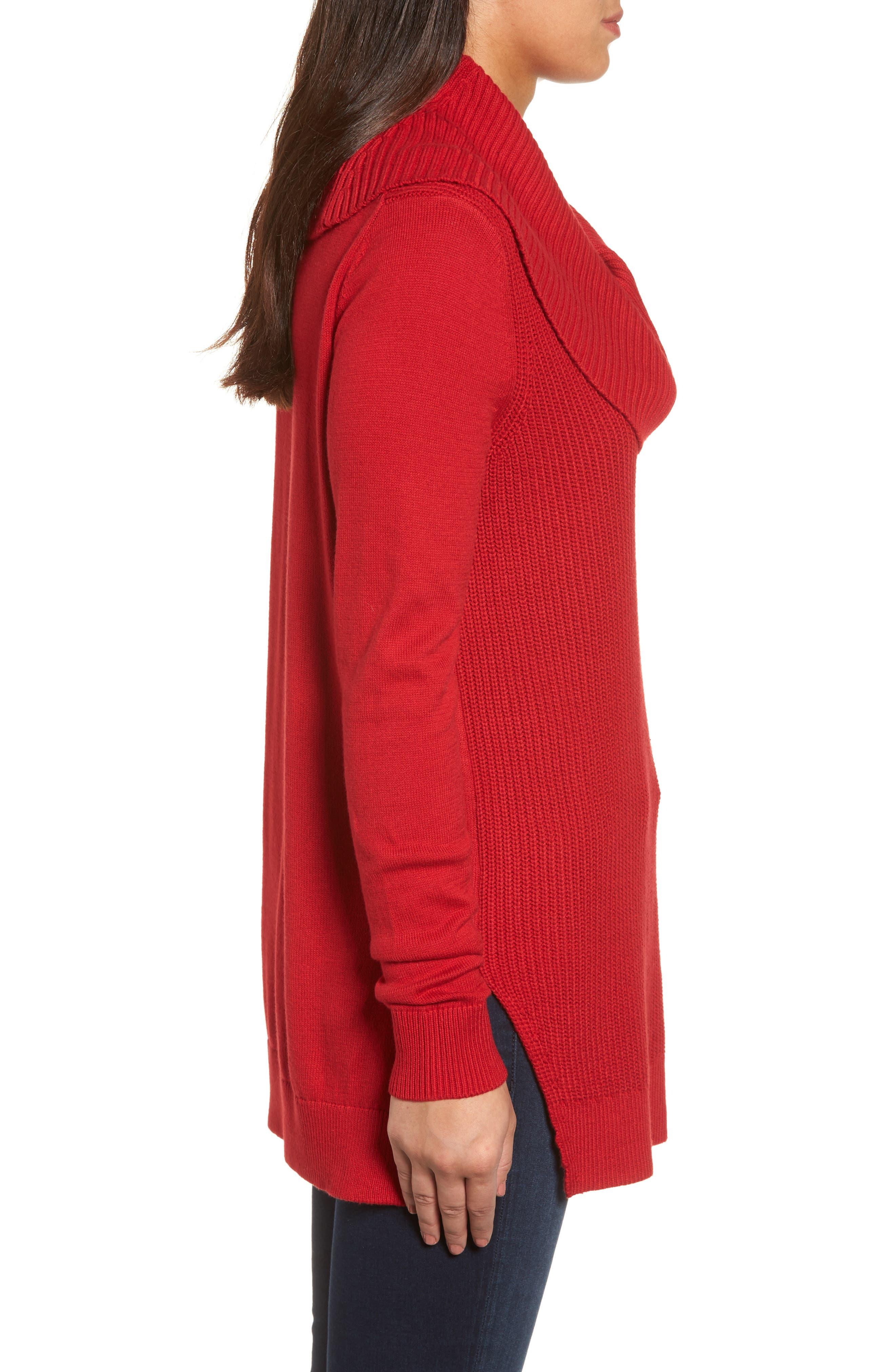 Alternate Image 3  - MICHAEL Michael Kors Cowl Neck Sweater