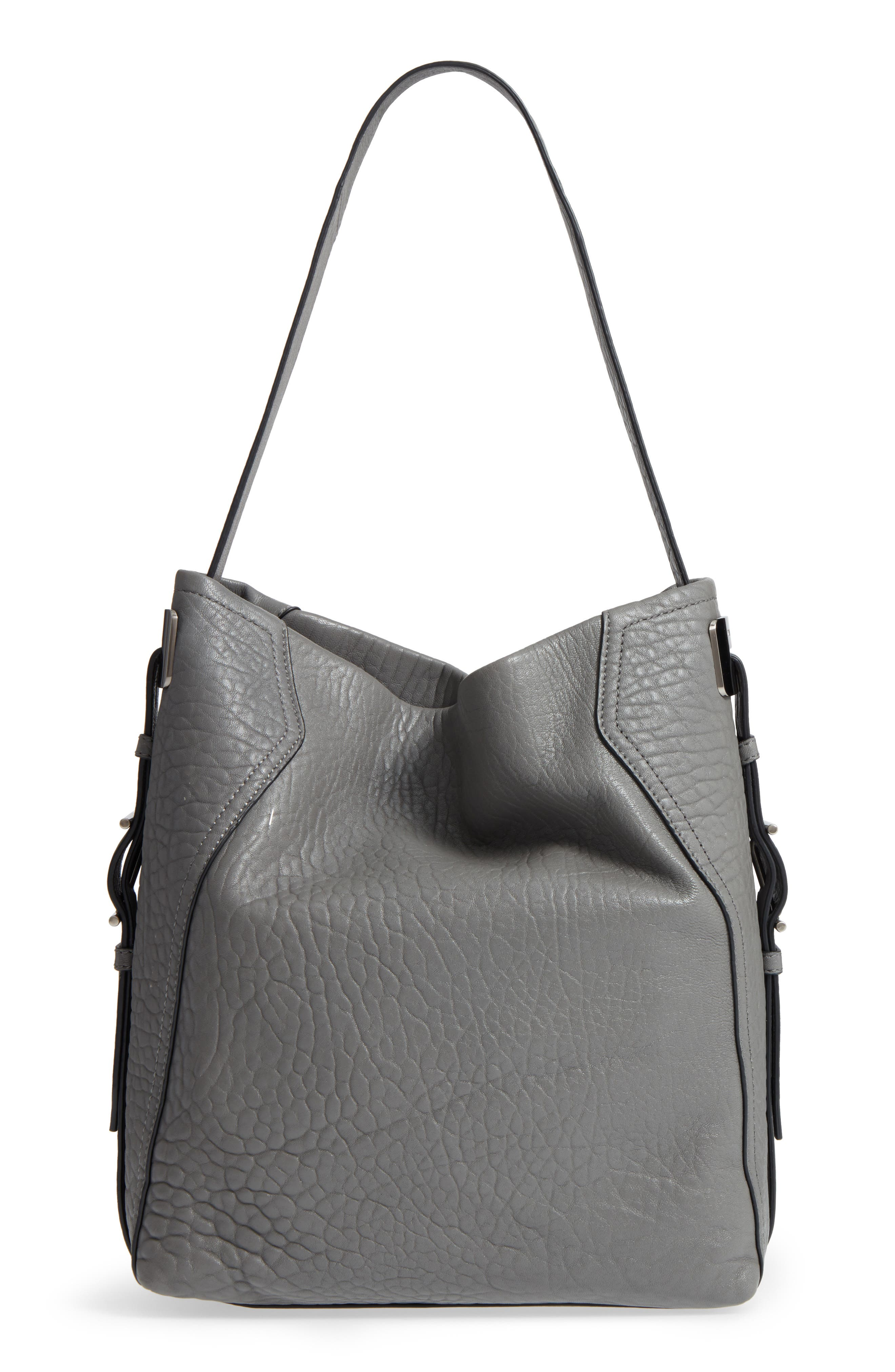 Vince Camuto Fava Leather Hobo