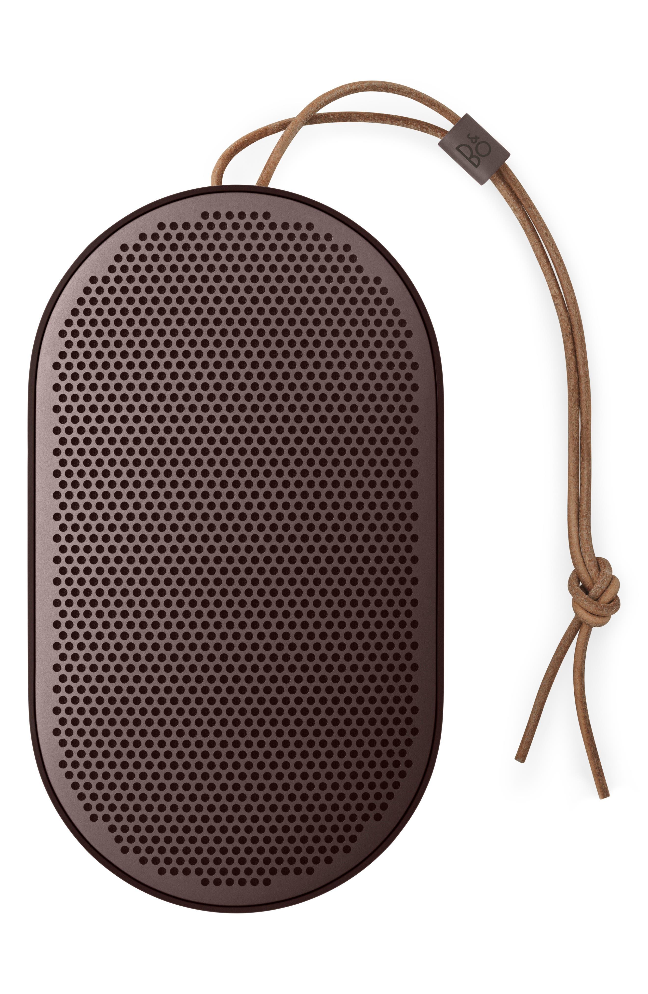 P2 Personal Bluetooth Speaker,                         Main,                         color, Umber