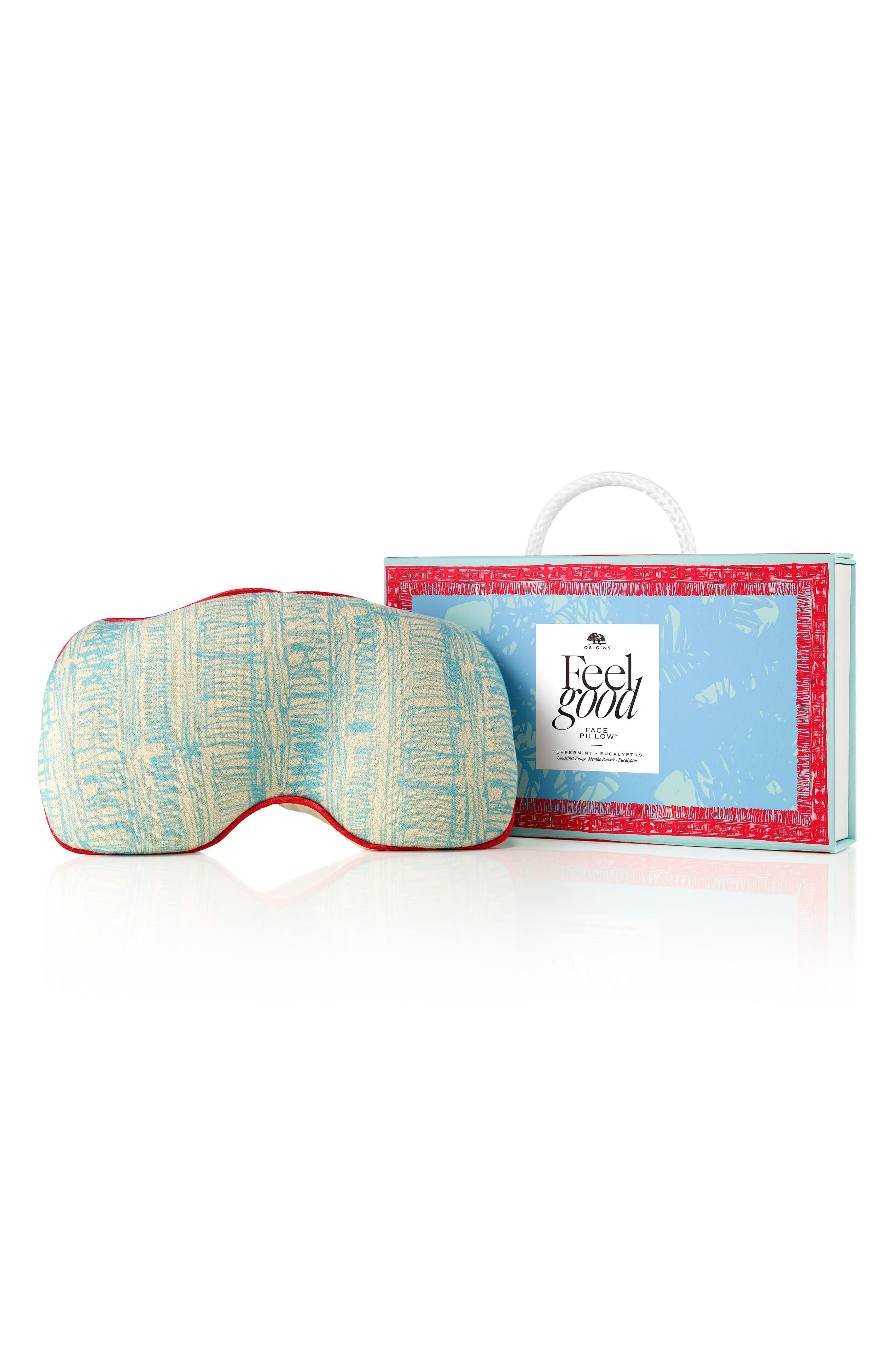 Main Image - Origins Feel Good Face Pillow™ with Peppermint & Eucalyptus (Limited Edition)