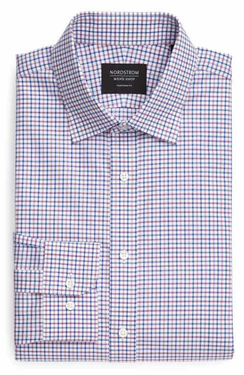 Men's Big & Tall Dress Shirts   Nordstrom