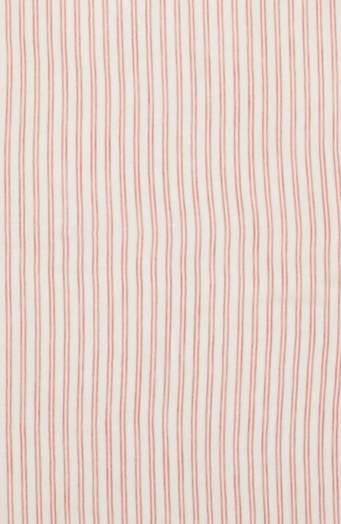 Alternate Image 3  - Isabel Marant Woody Stripe Wool Scarf