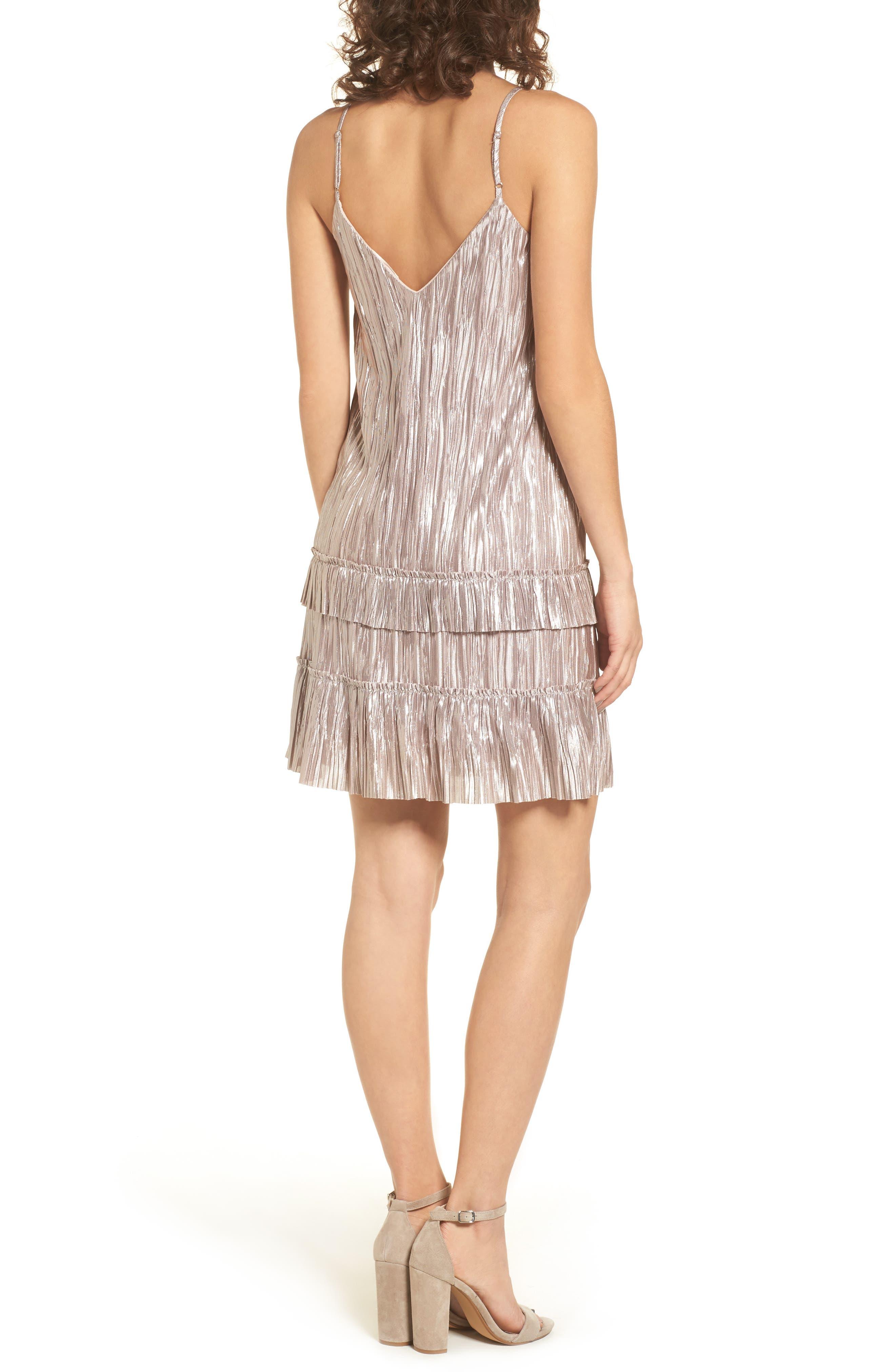 Alternate Image 2  - Lost + Wander Bastille Slip Dress